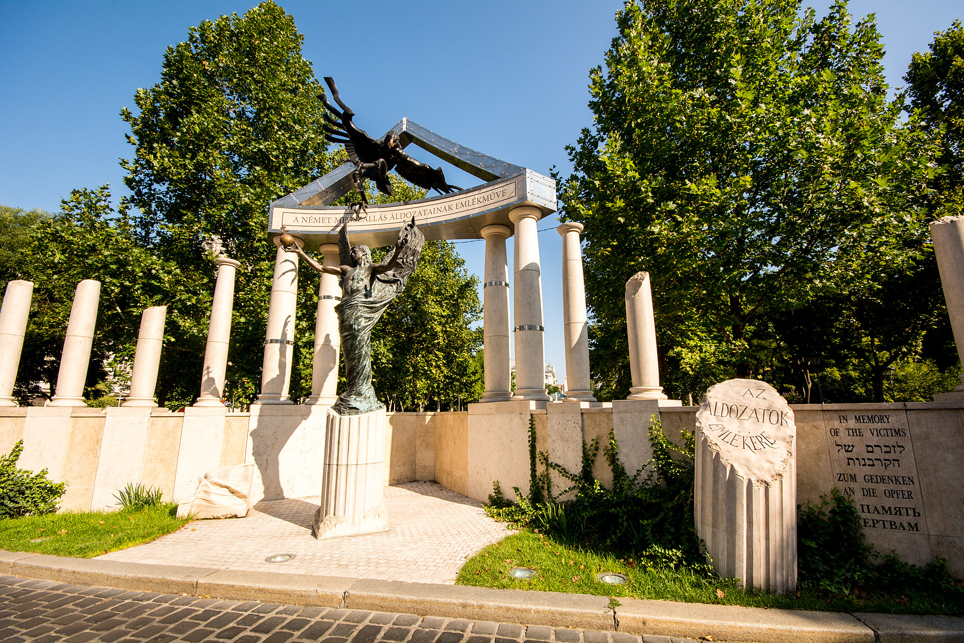 German Occupation Memorial