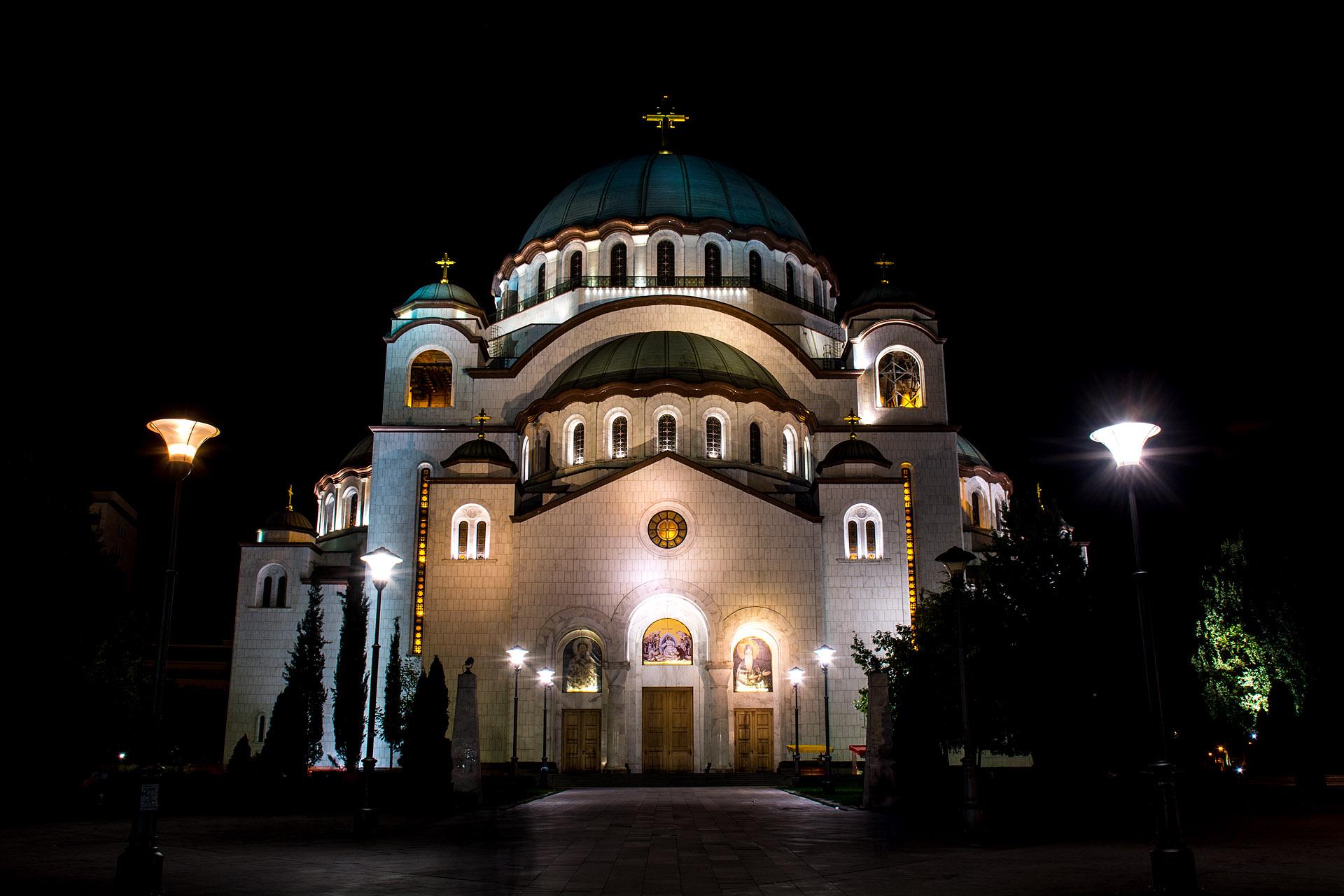 Church of St. Sava
