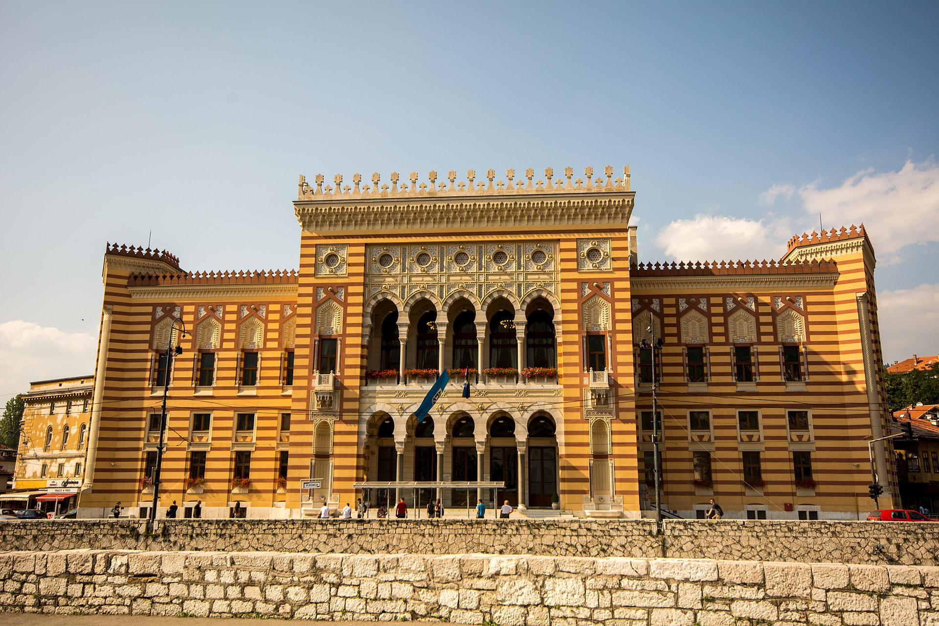 Vijecnica (City Hall)