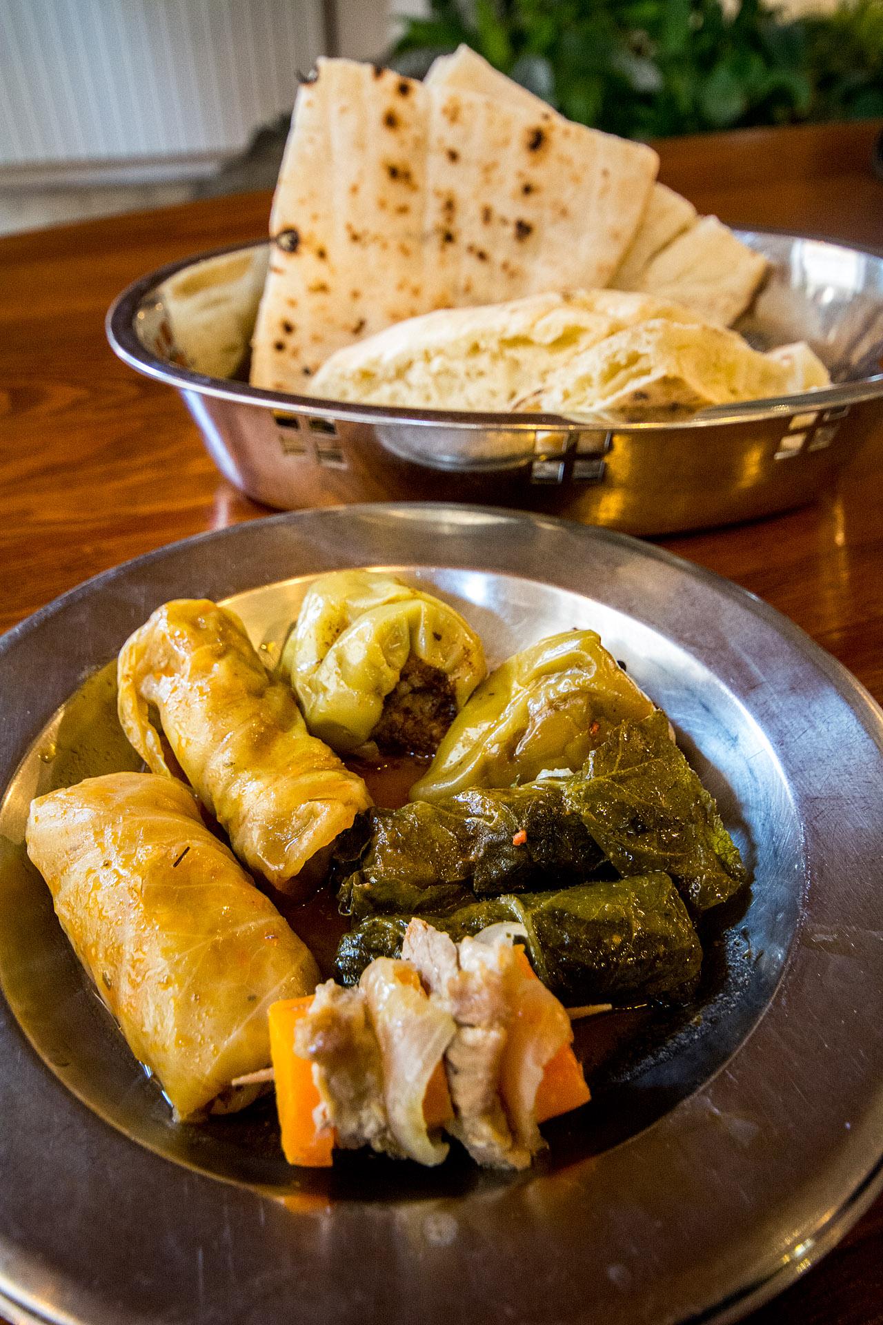 Sarma, Japrak, & Filovane paprike