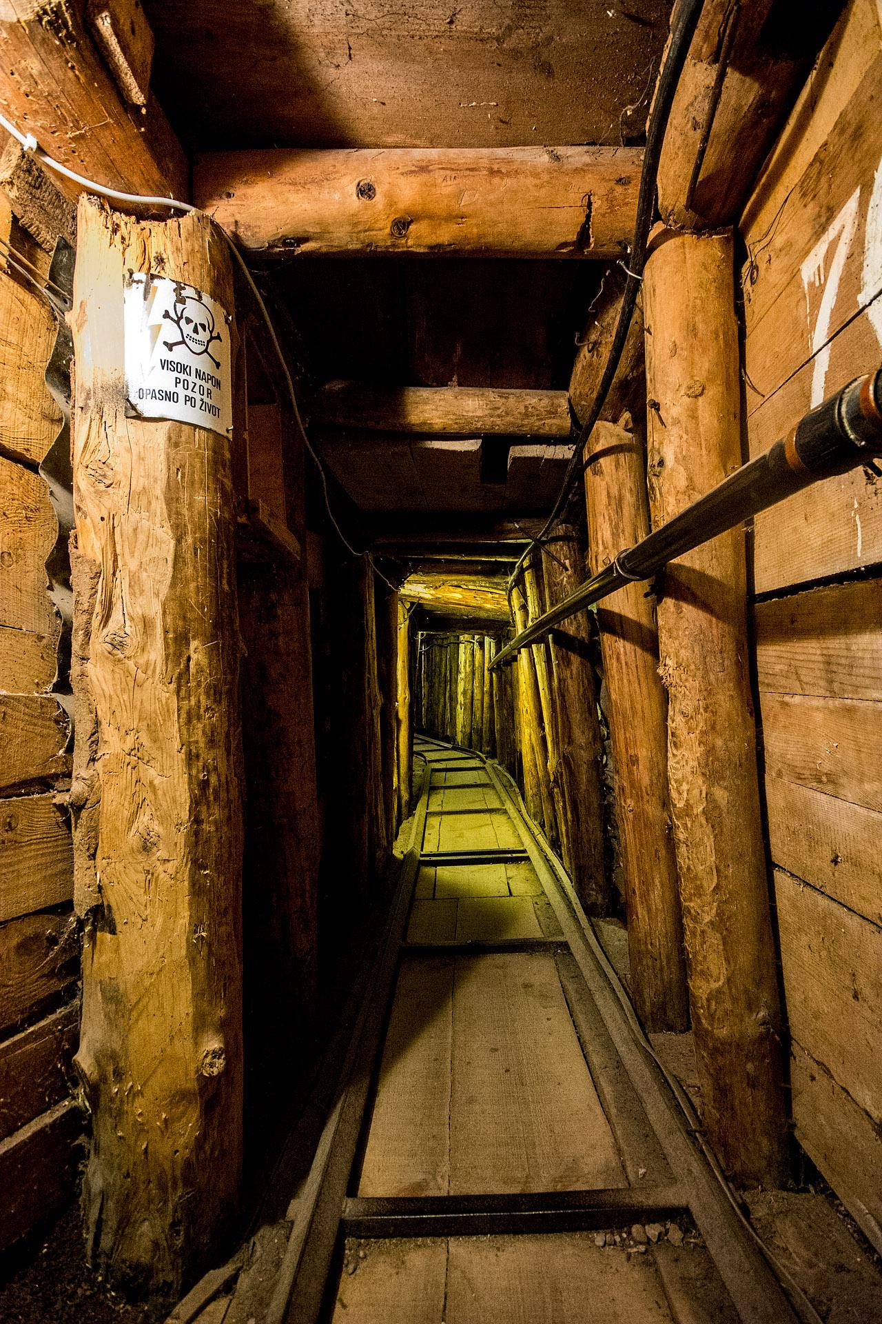 Tunel Spasa ('Tunnel of Hope')