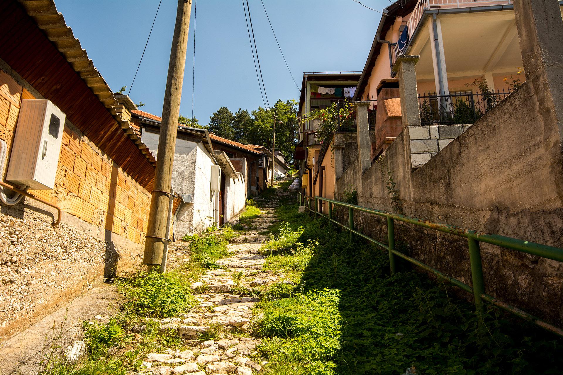 Hosin Hill Street