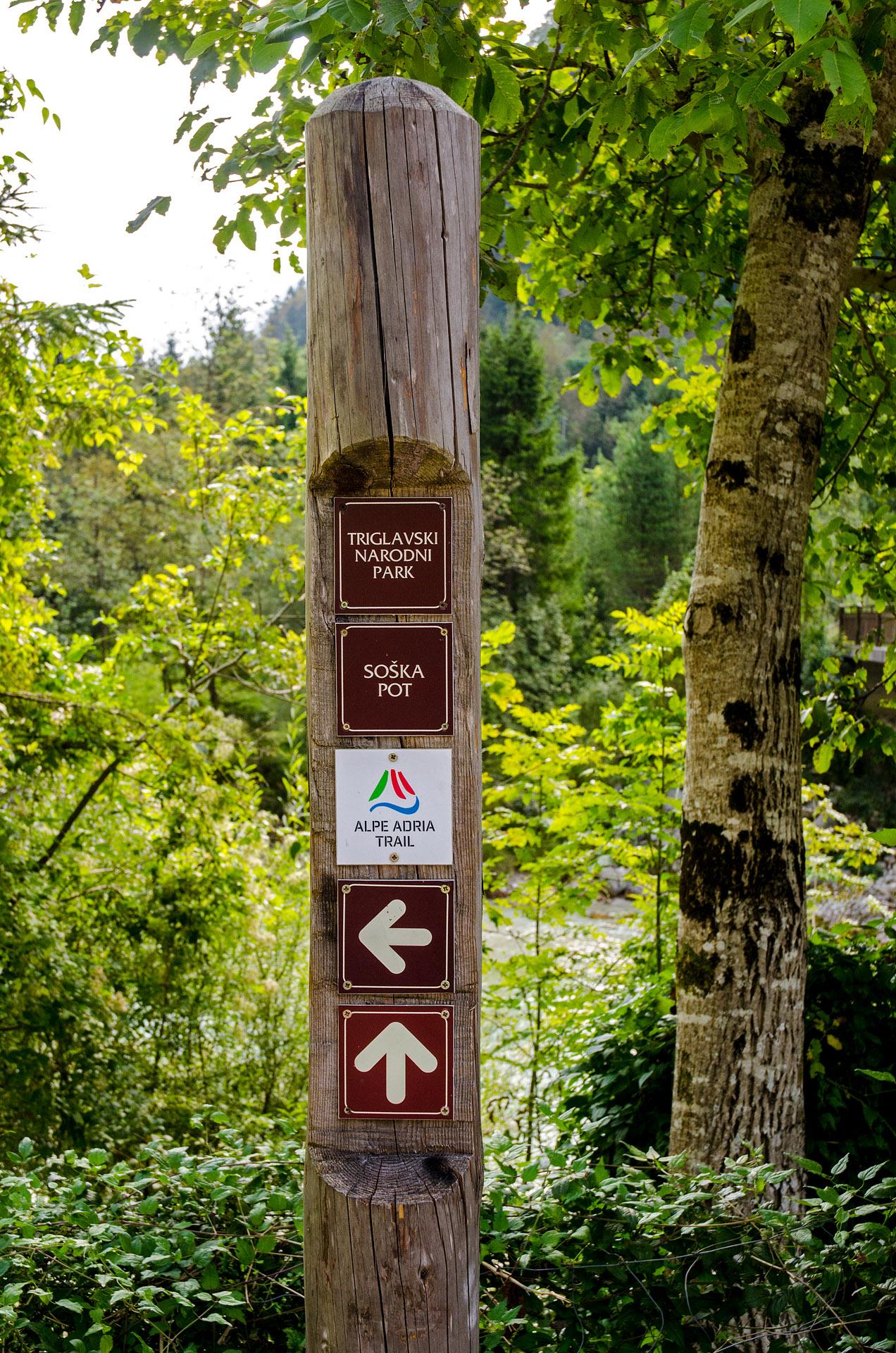 Soca River Trail