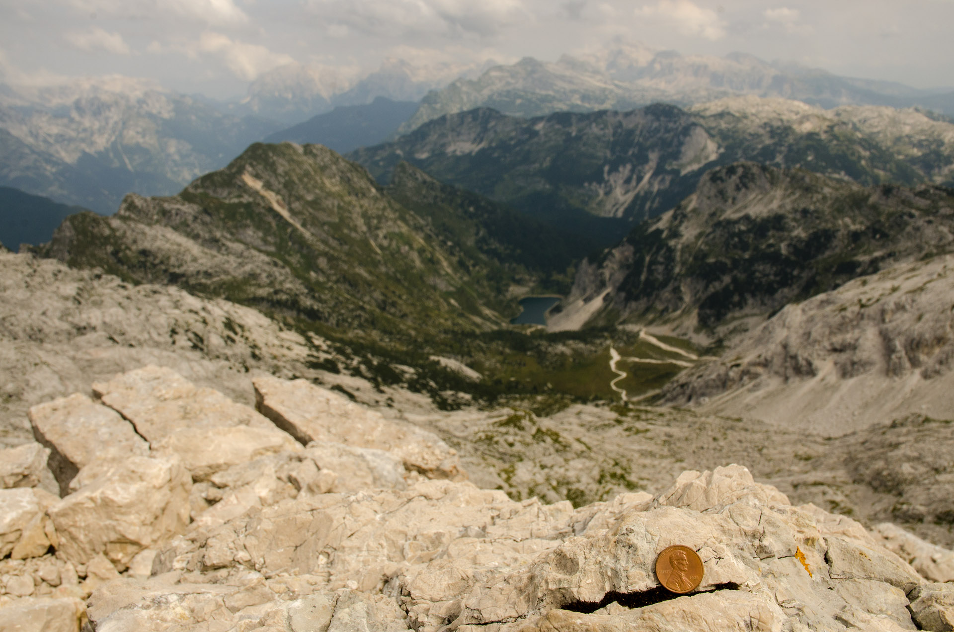 Krn summit (Triglav National Park)