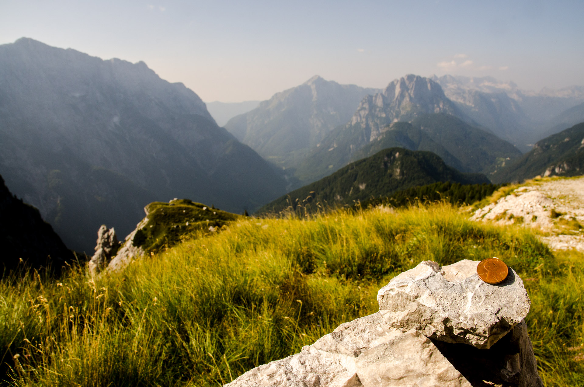Mangart Pass (Triglav National Park)