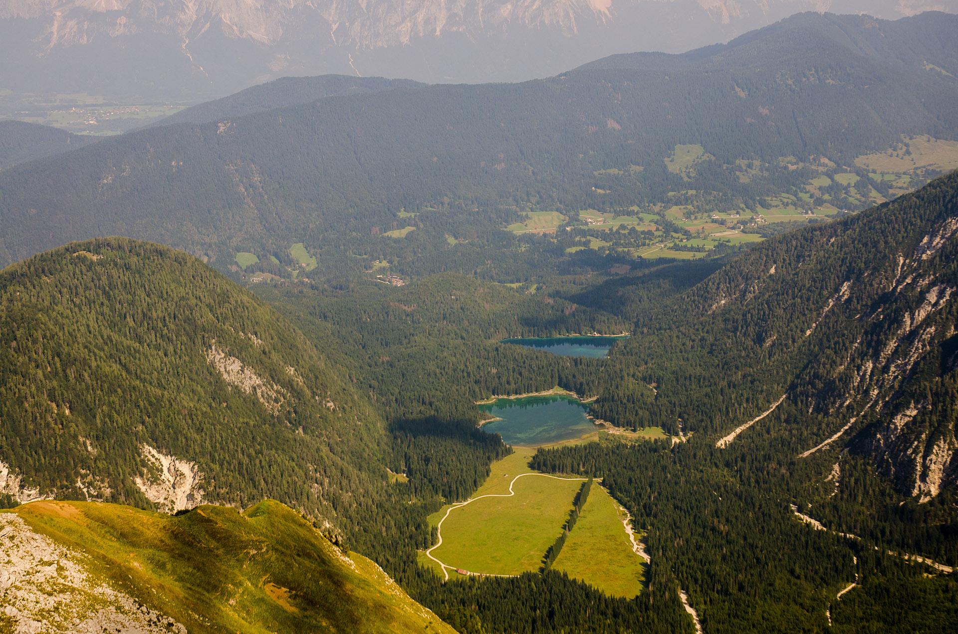Lago di Fusine (Italy)