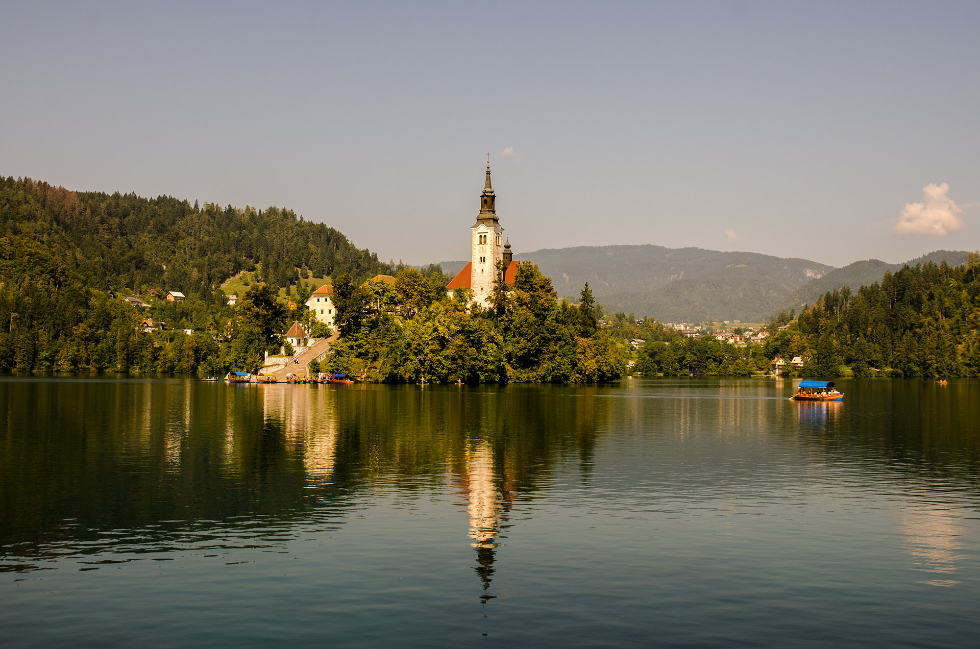 Bled Island & Assumption of Mary Church