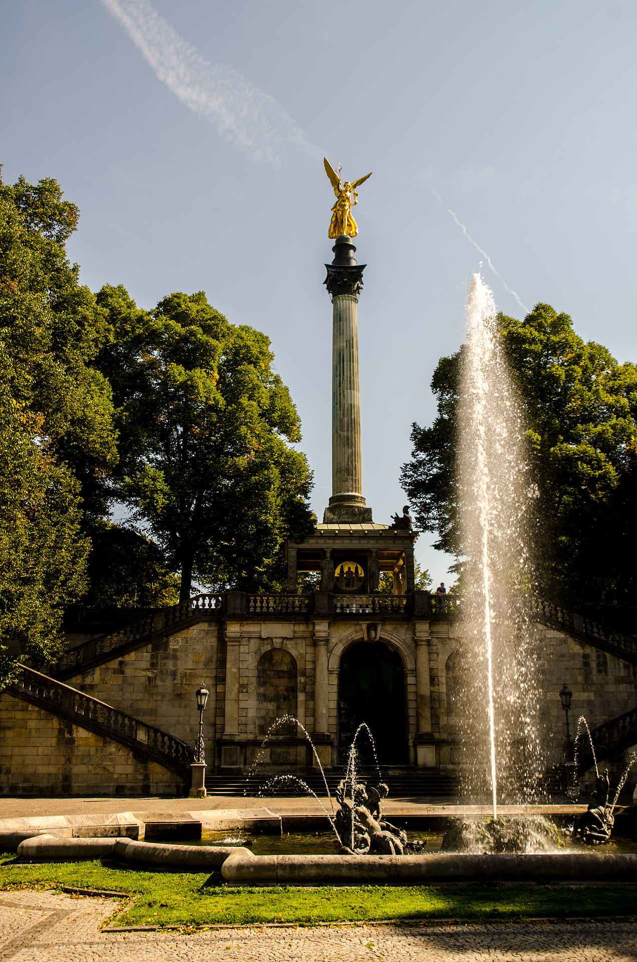 Friedensengel (Angel of Peace)
