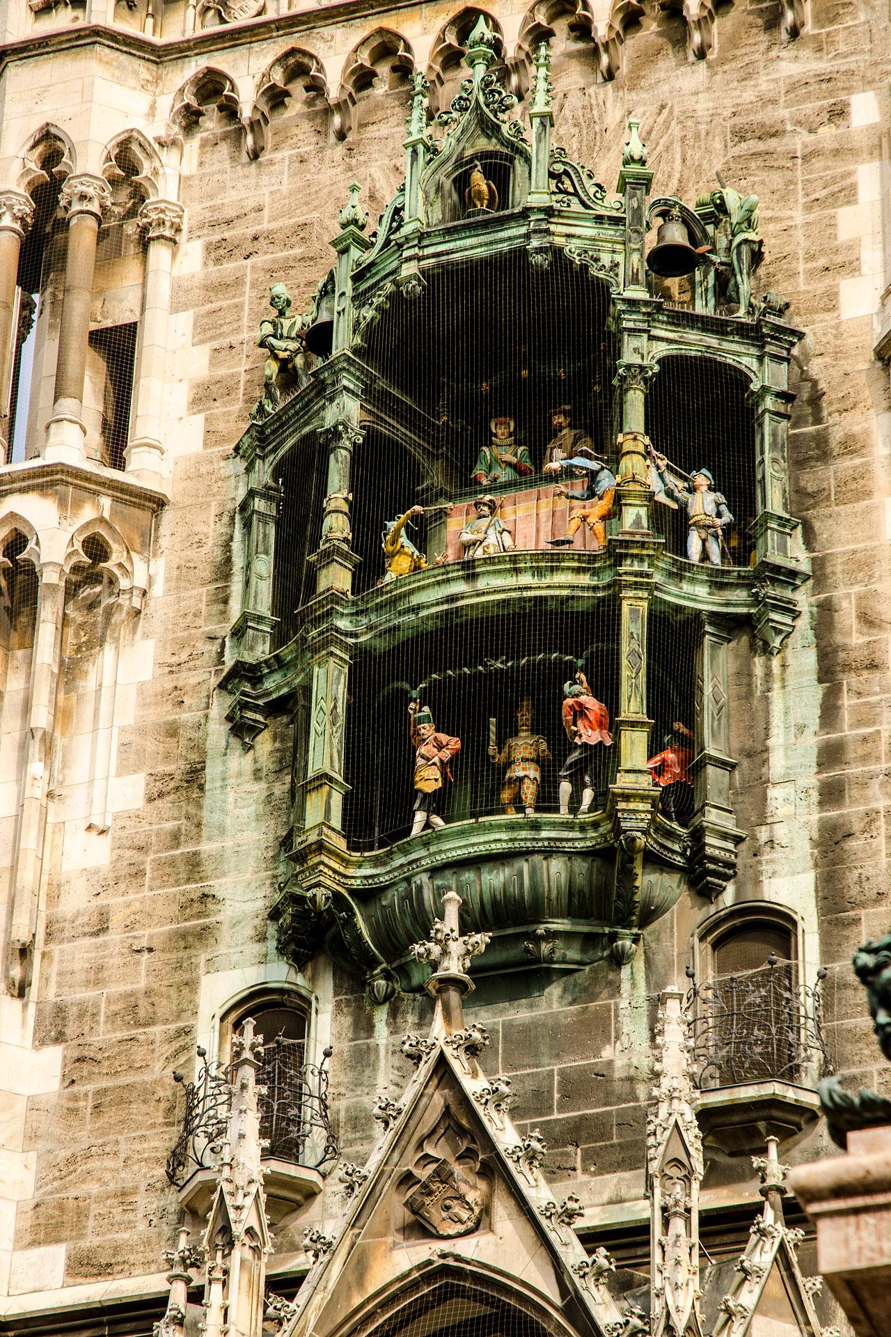 Rathaus-Glockenspiel (New Town Hall)