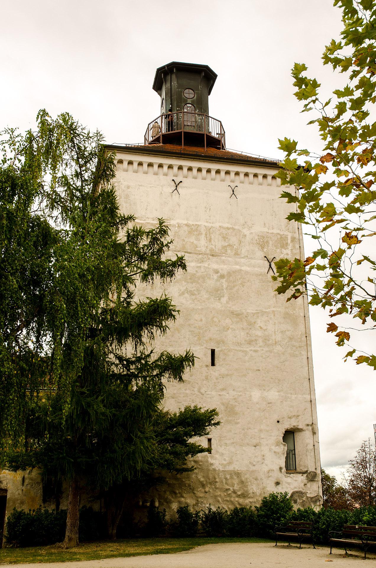 Lotrscak Tower (Kula Lotrscak)