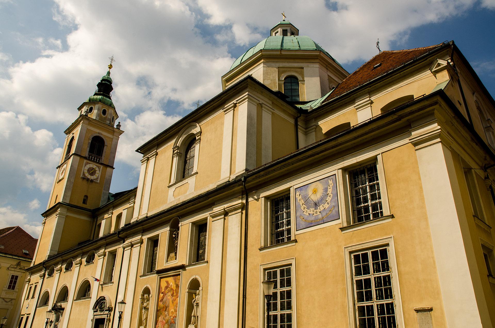 Ljubljana Cathedral (St. Nicholas' Church)