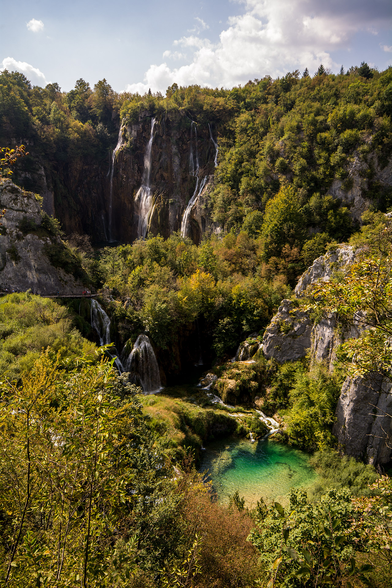 Veliki Slap ('Large Waterfall')