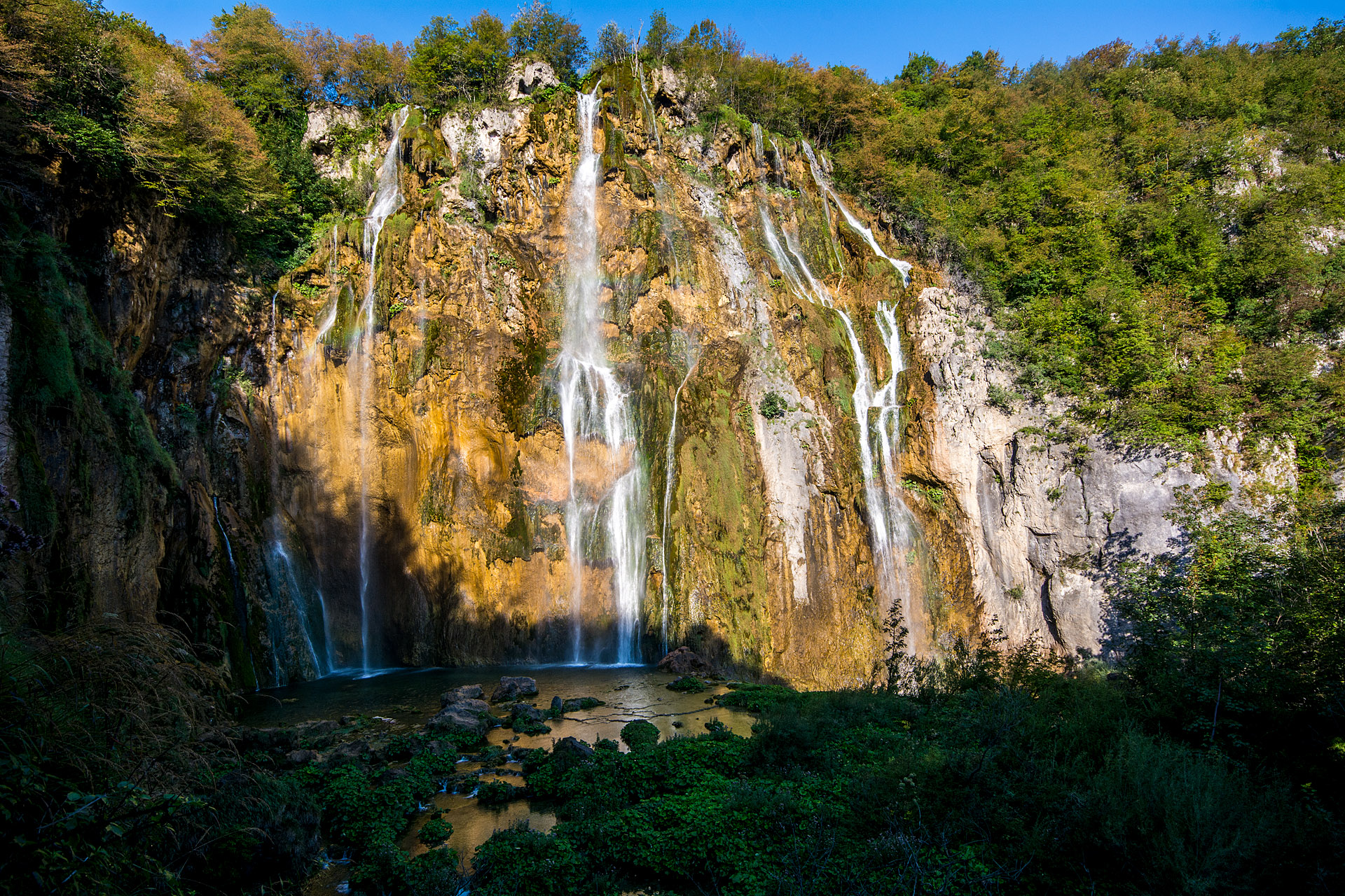 Veliki Slap ('Large Waterfall')