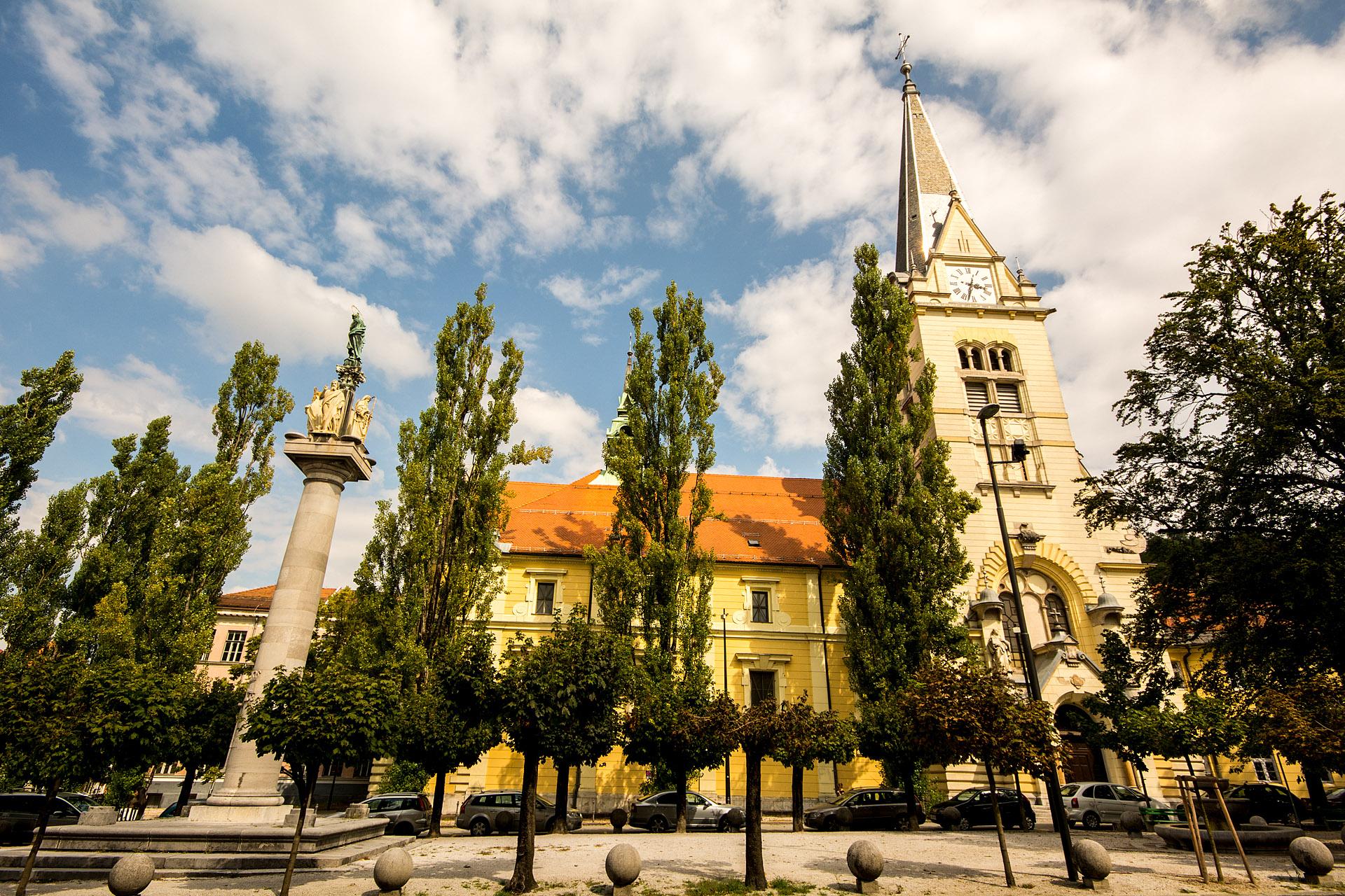 St. James' Parish Church