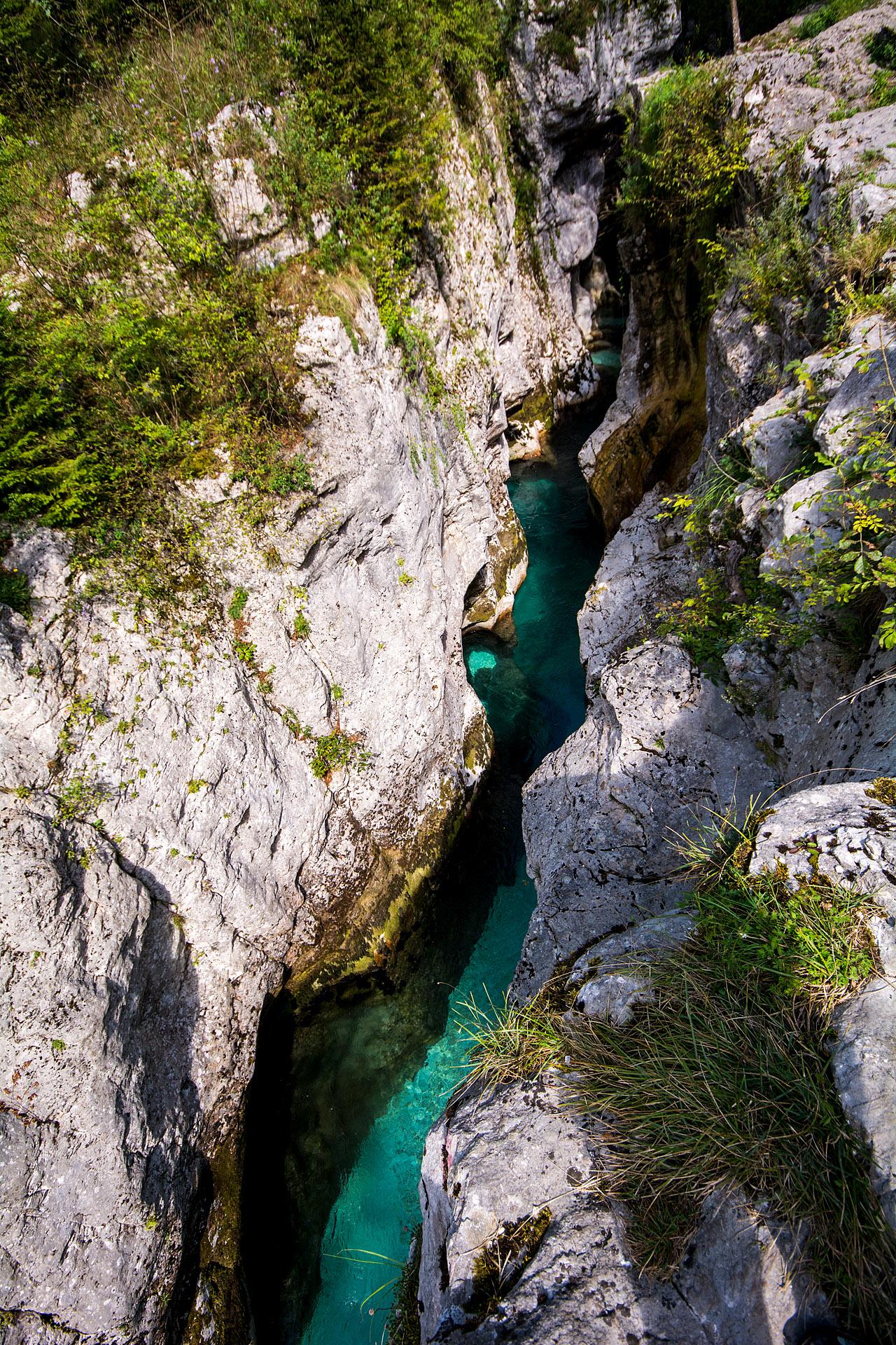 Soca River Gorge