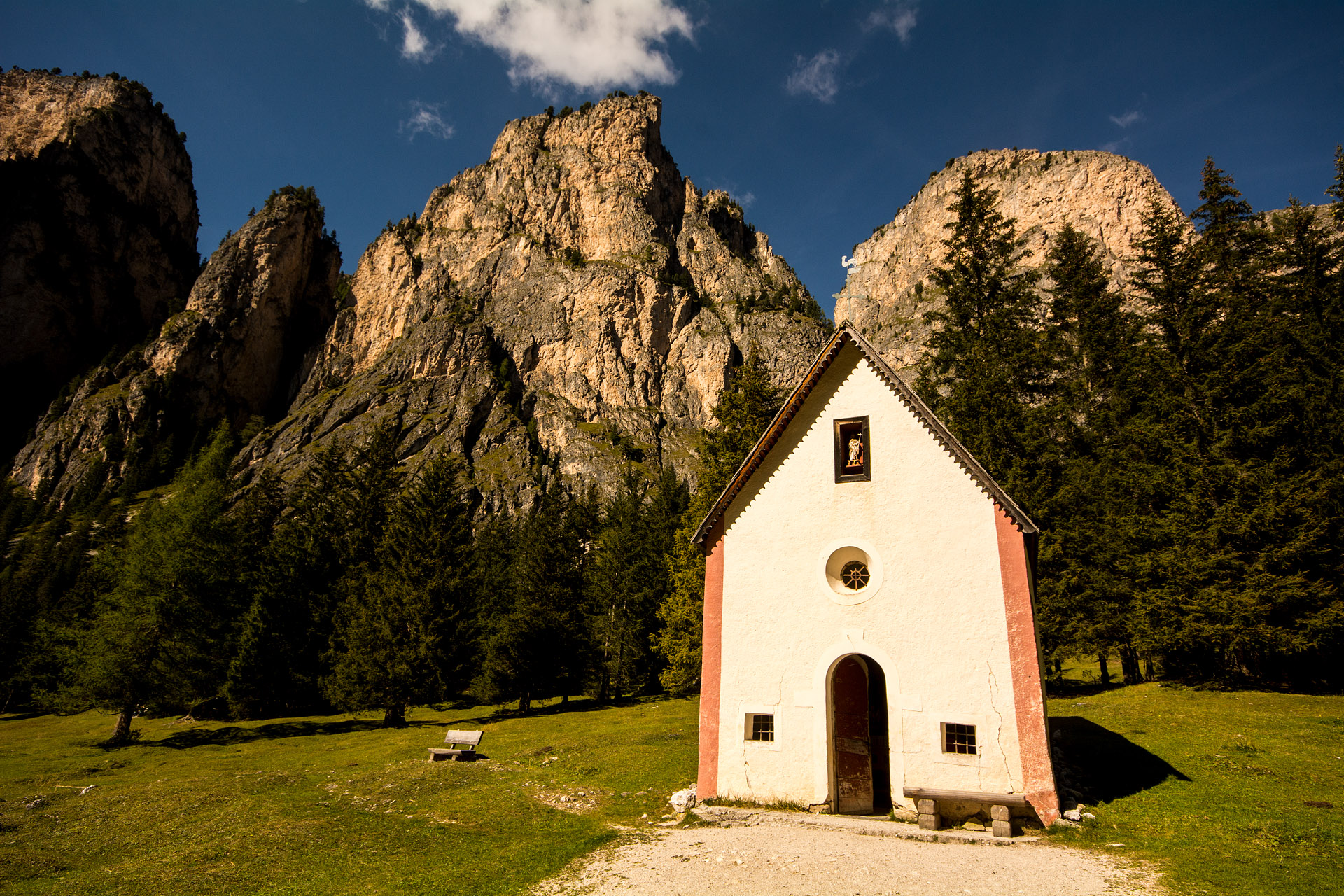 San Silvestro Chapel