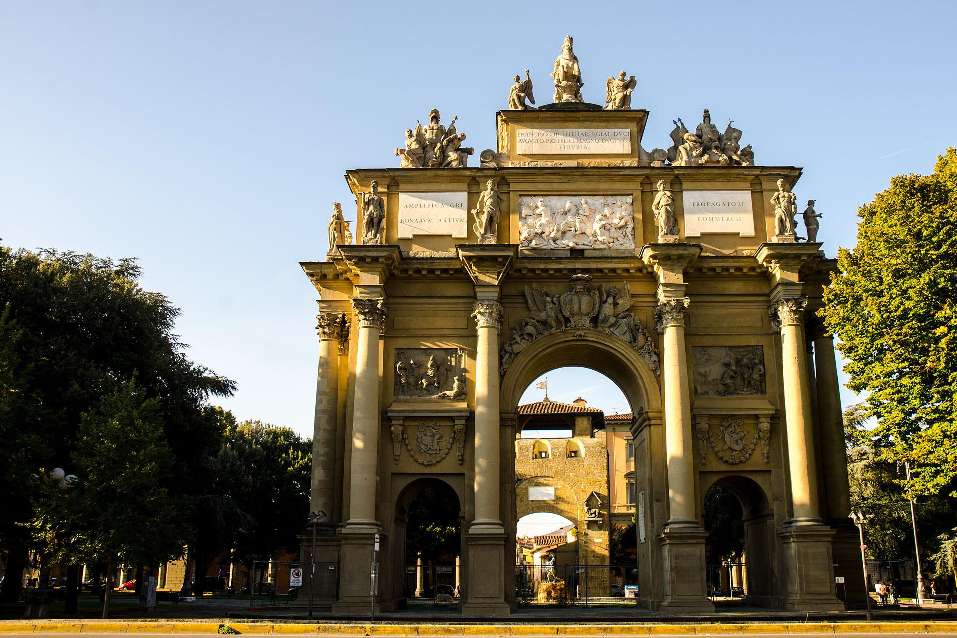 Triumphal Arch of the Lorraine (Piazza della Liberta)
