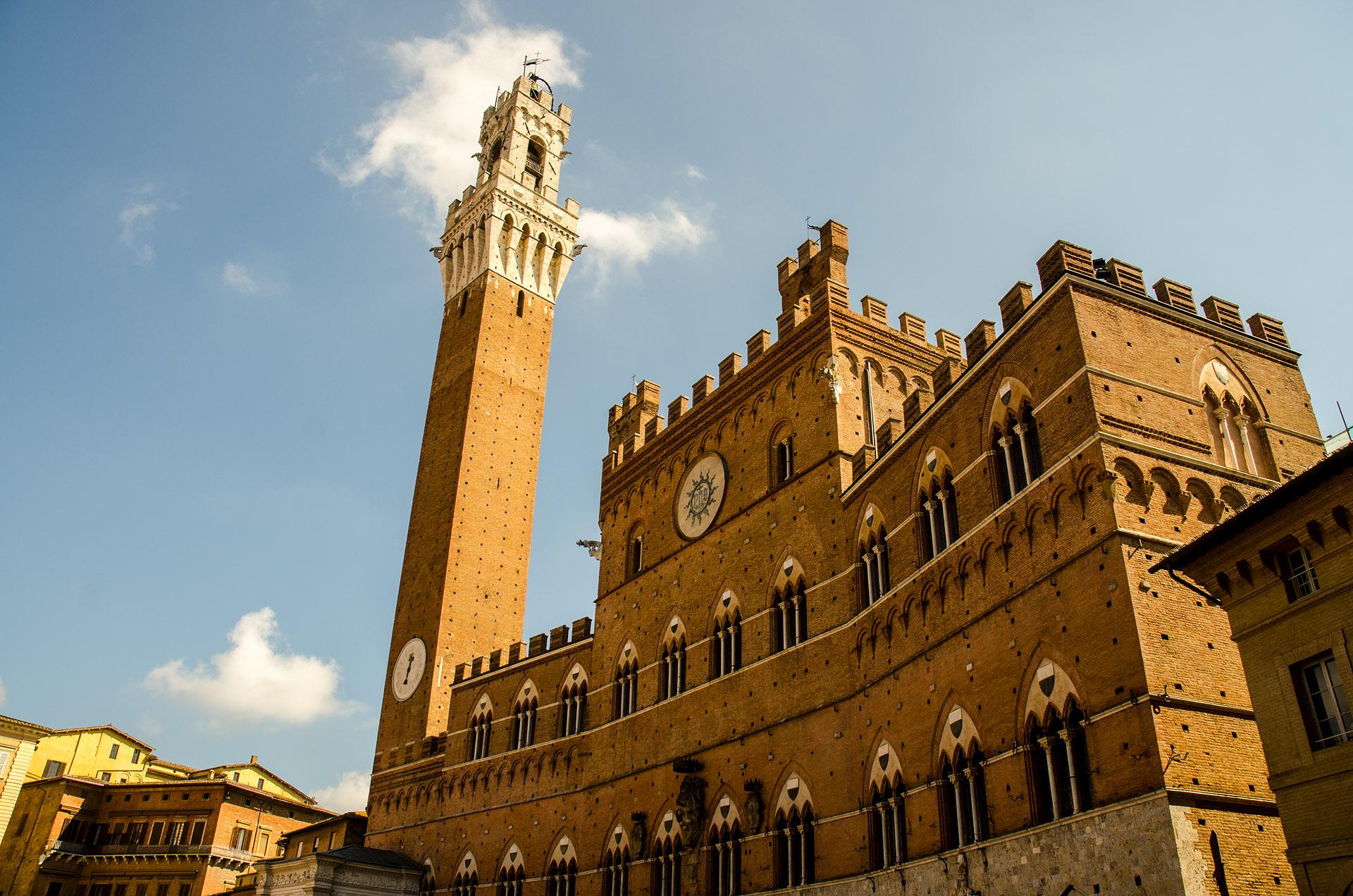 Torre del Mangia (Piazza del Campo)