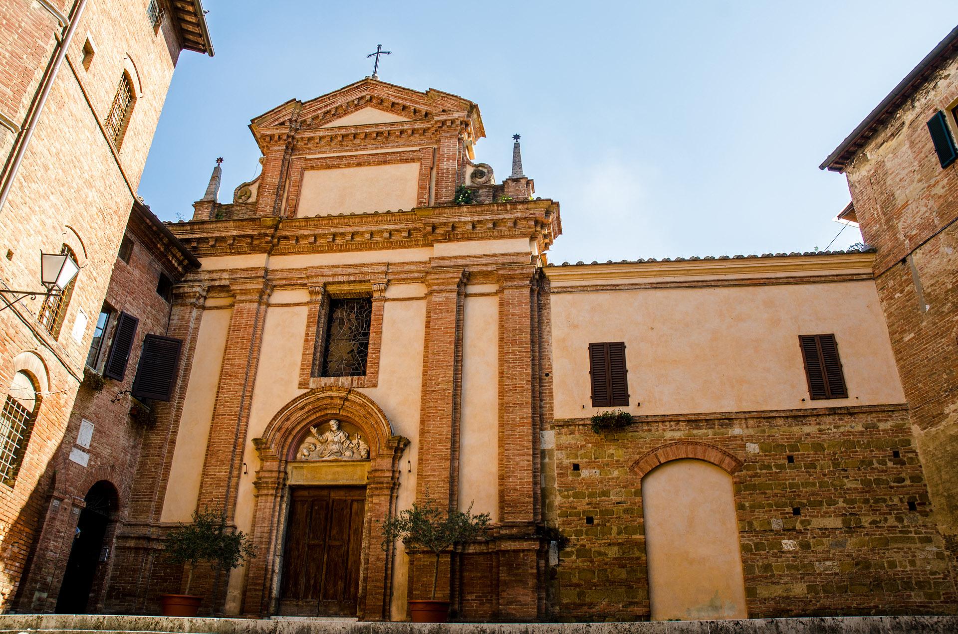 Church of San Pietro alle Scale