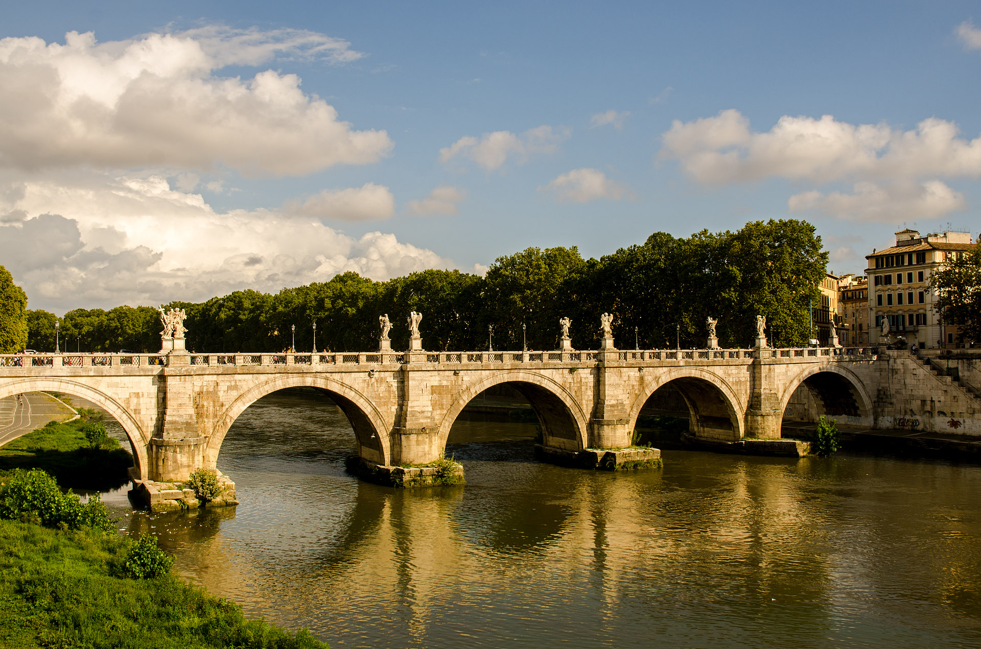 St. Angelo Bridge