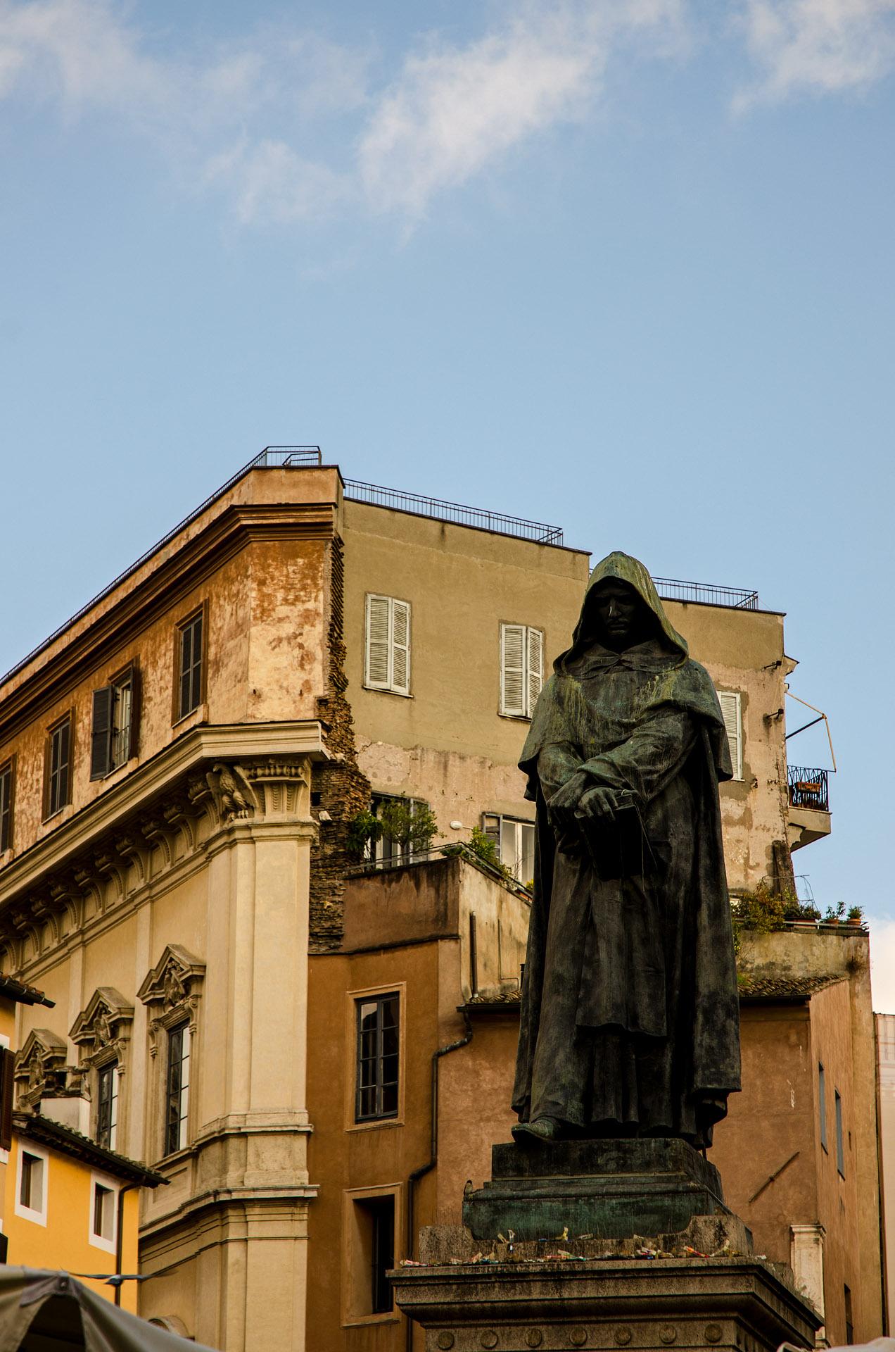 Statue of Giordano Bruno (Campo de' Fiori)
