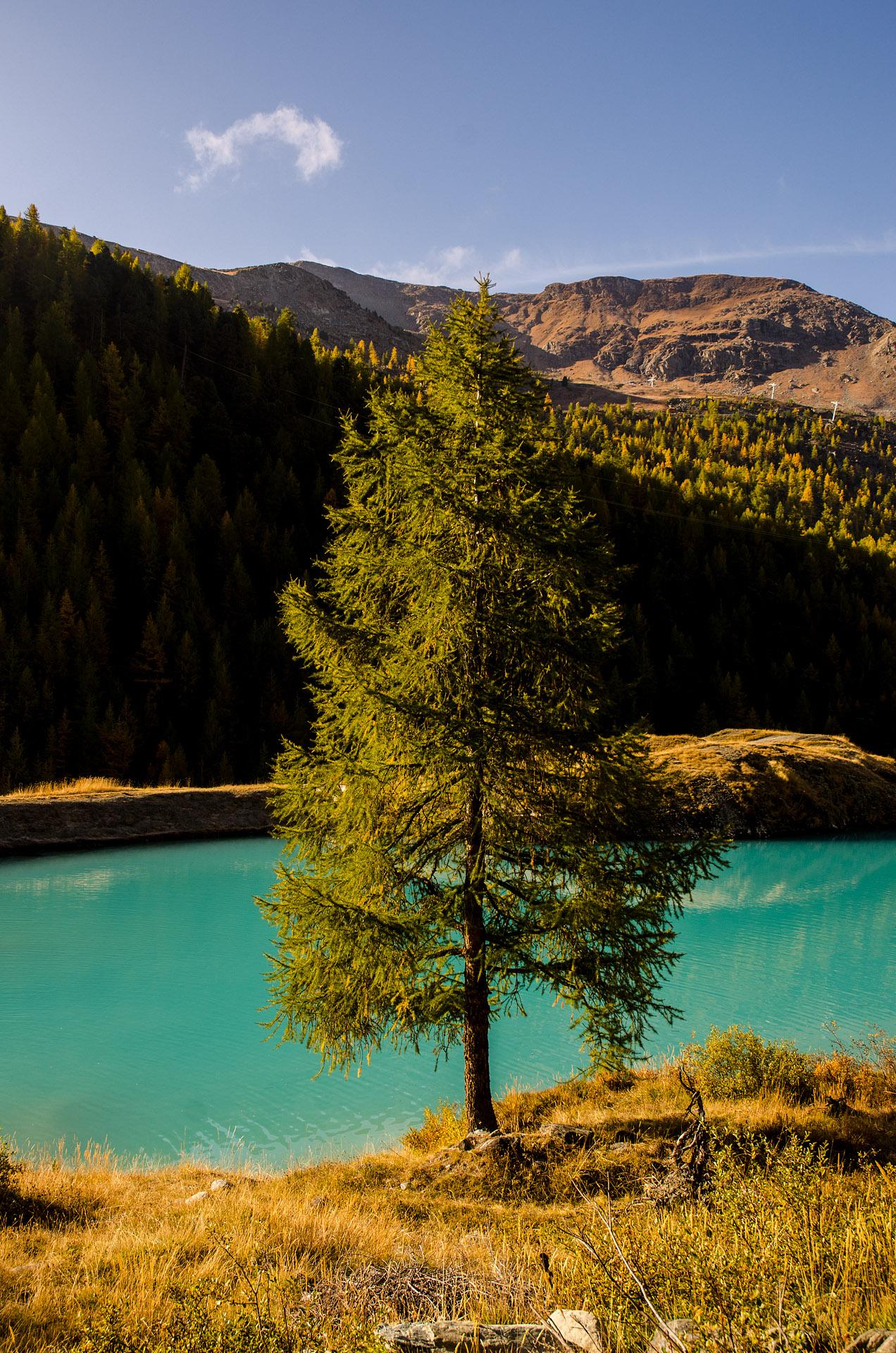 Mosjesee Lake