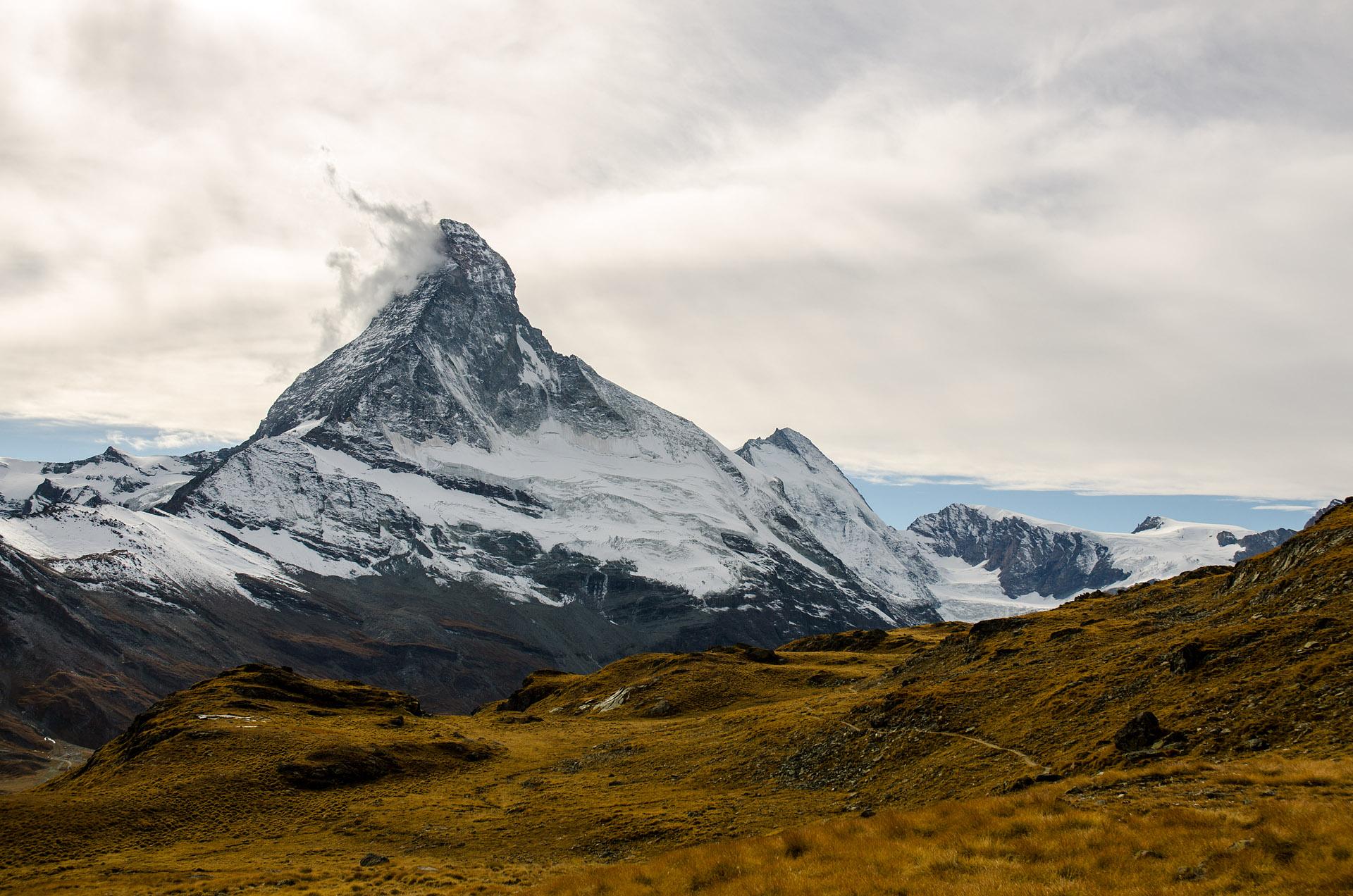 Matterhorn Glacier & Zmutt Glacier