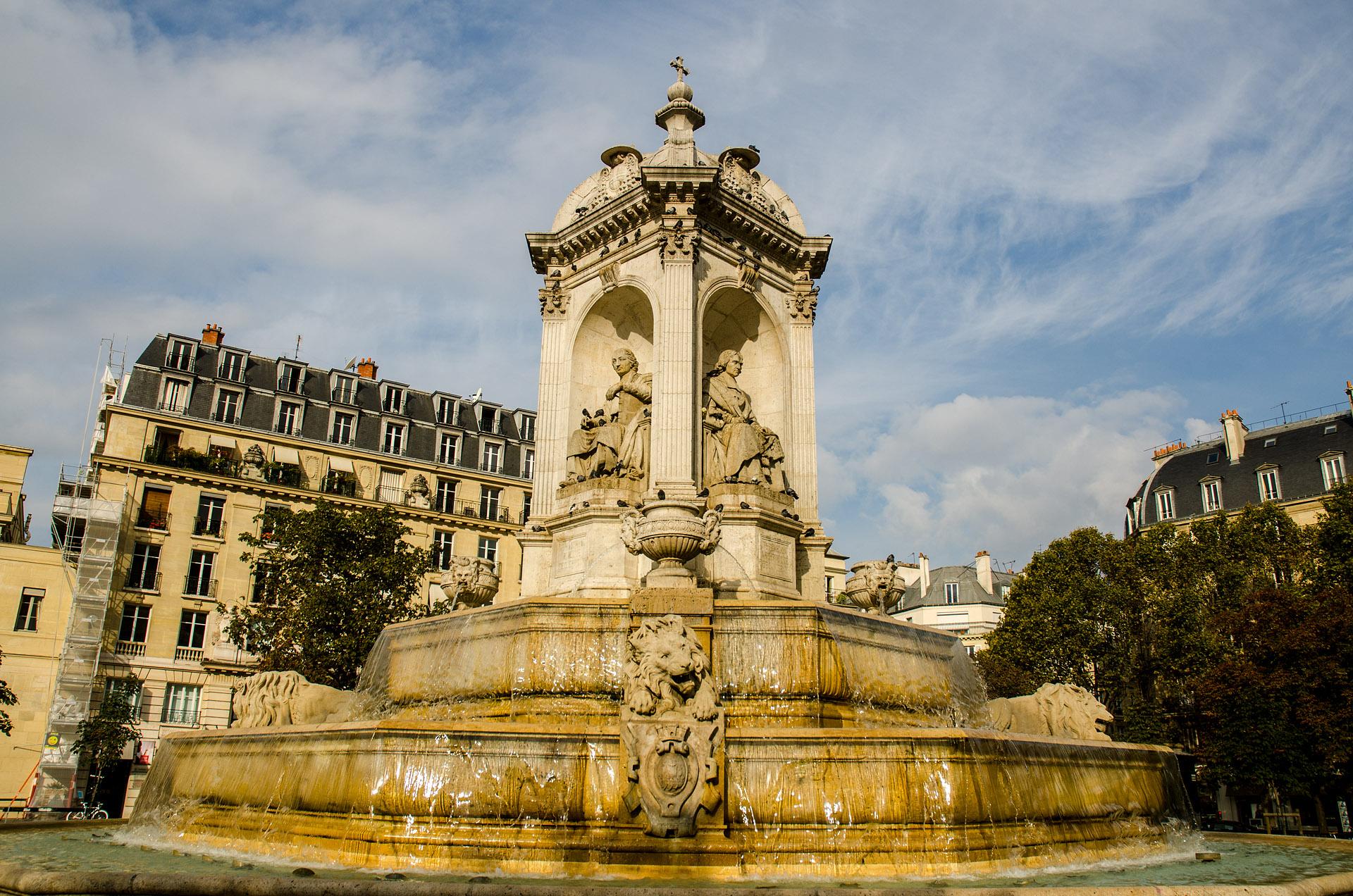 Saint-Sulpice Fountain