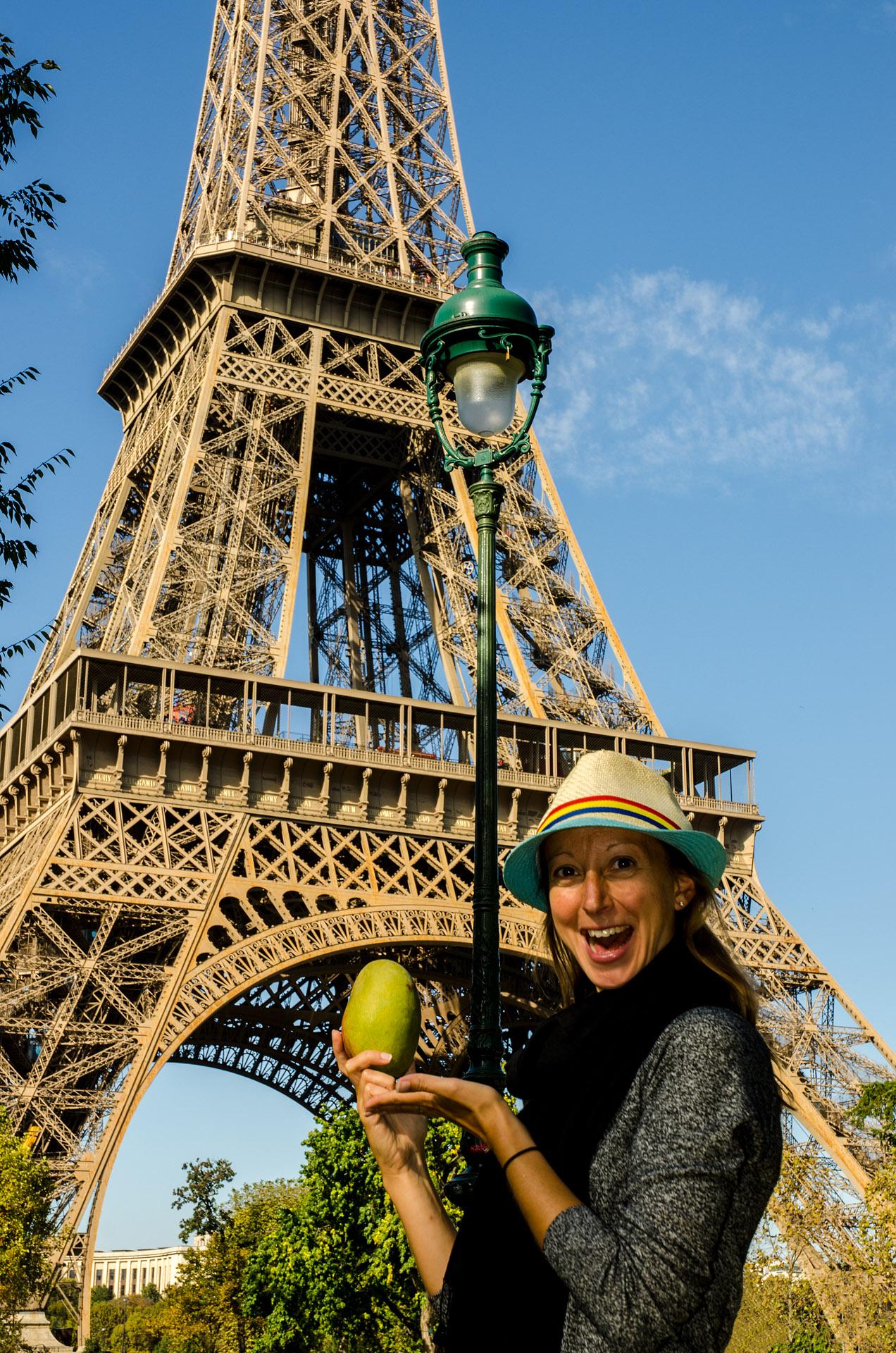 Parisian mango
