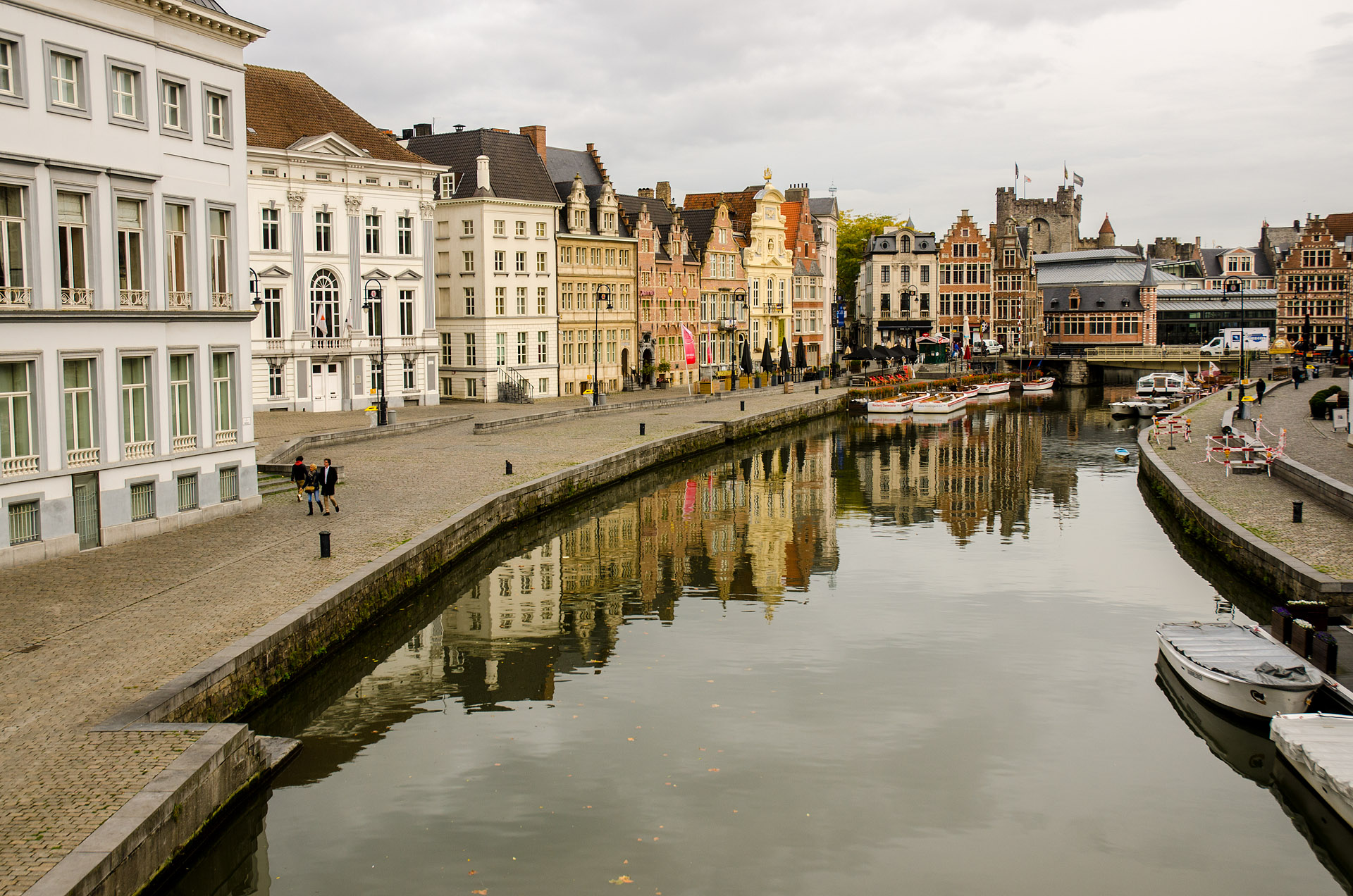 Ghent (Leie River)