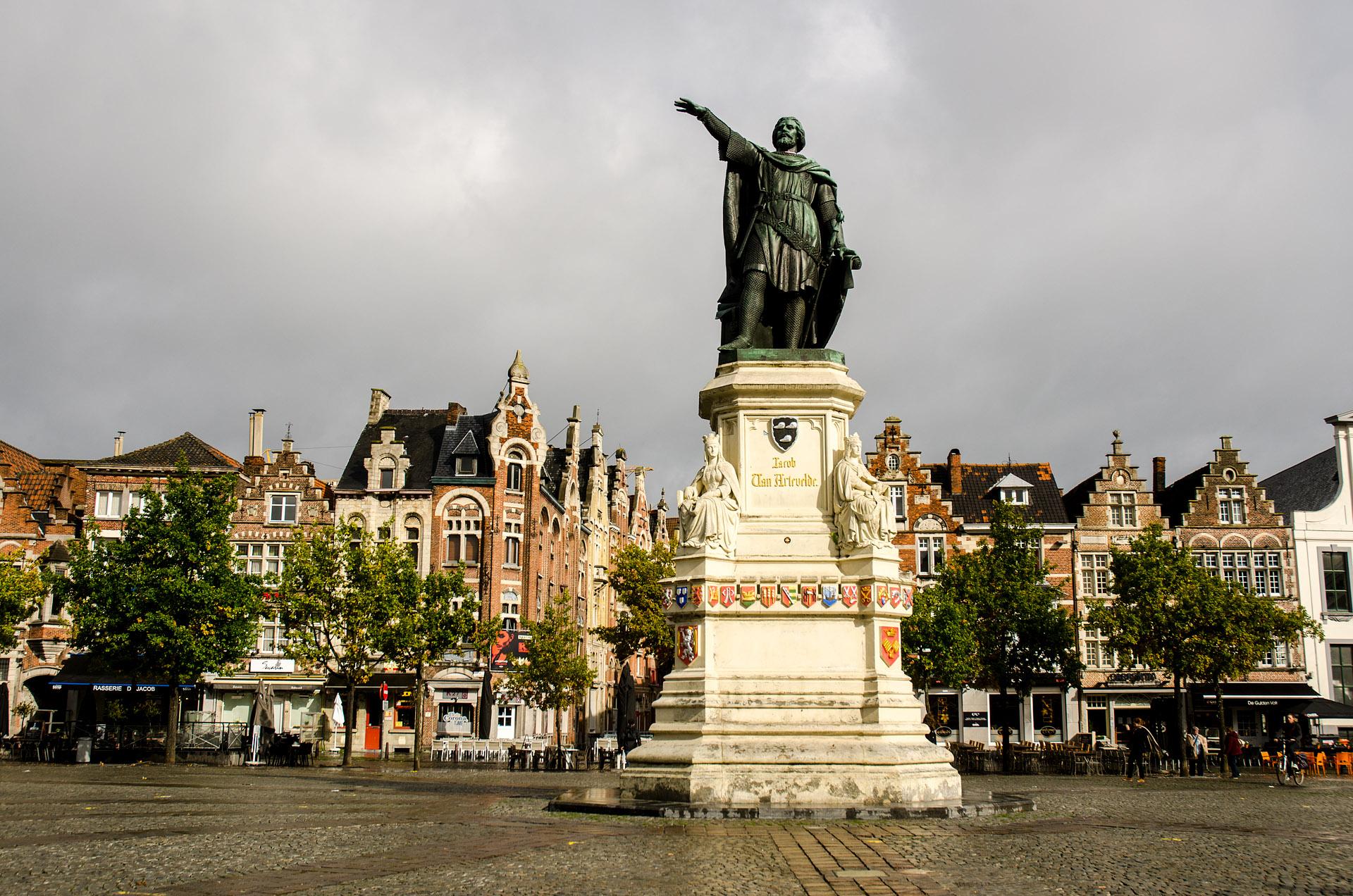 Jacob van Artevelde (The Wise Man & Brewer of Ghent)