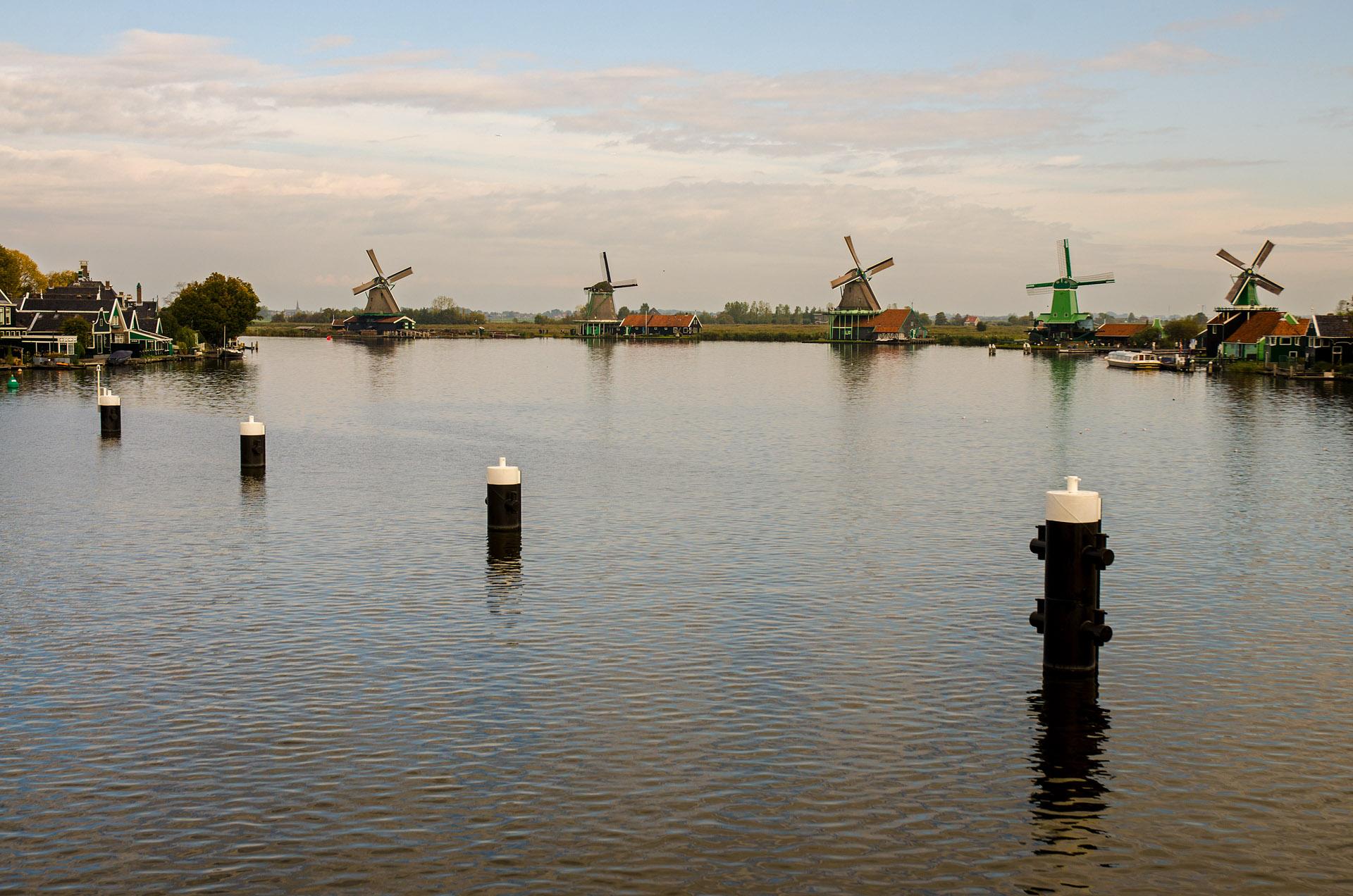 Zaandijk (Zaan River)