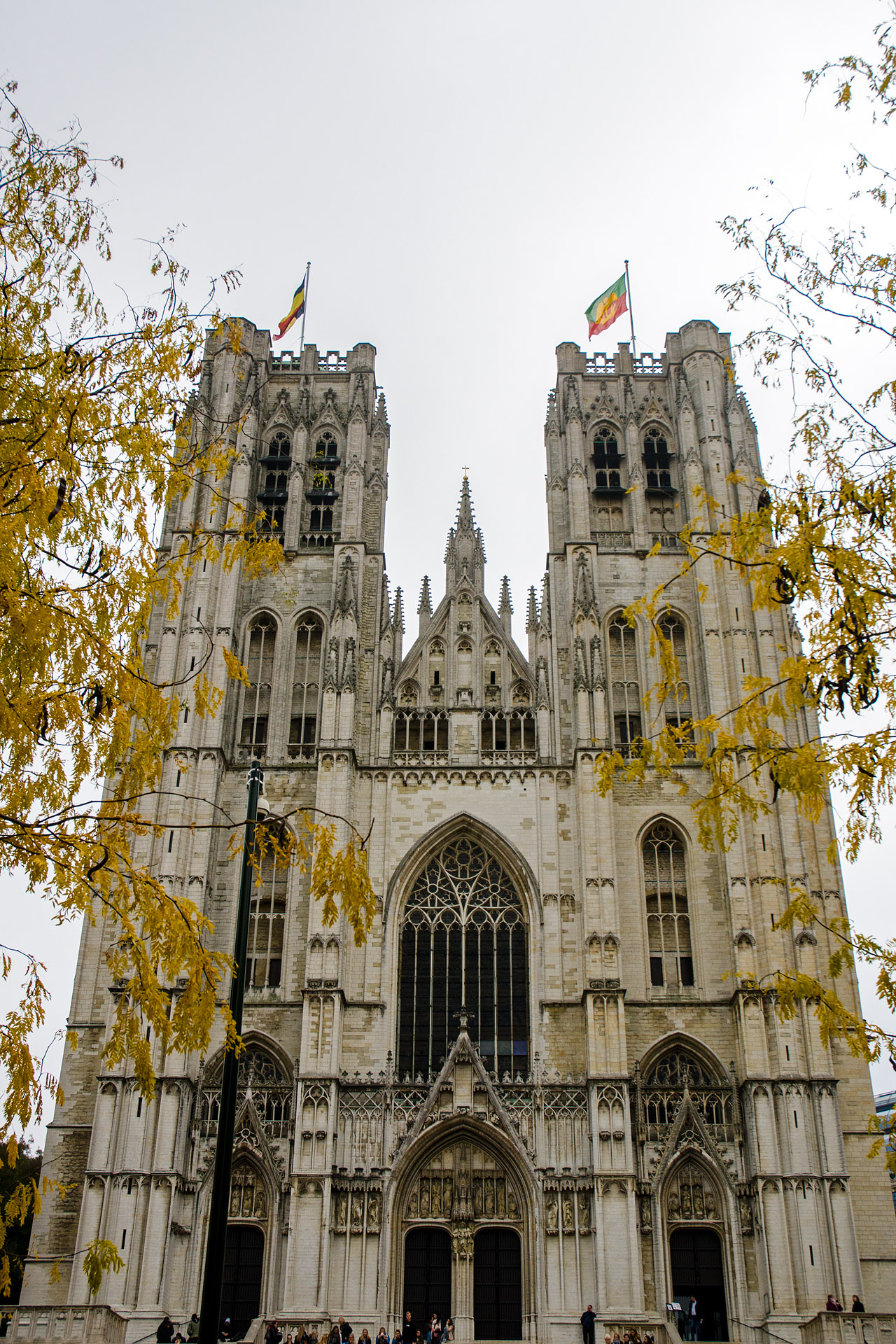 St. Michael and St. Gudula Cathedral (National Cathedral)