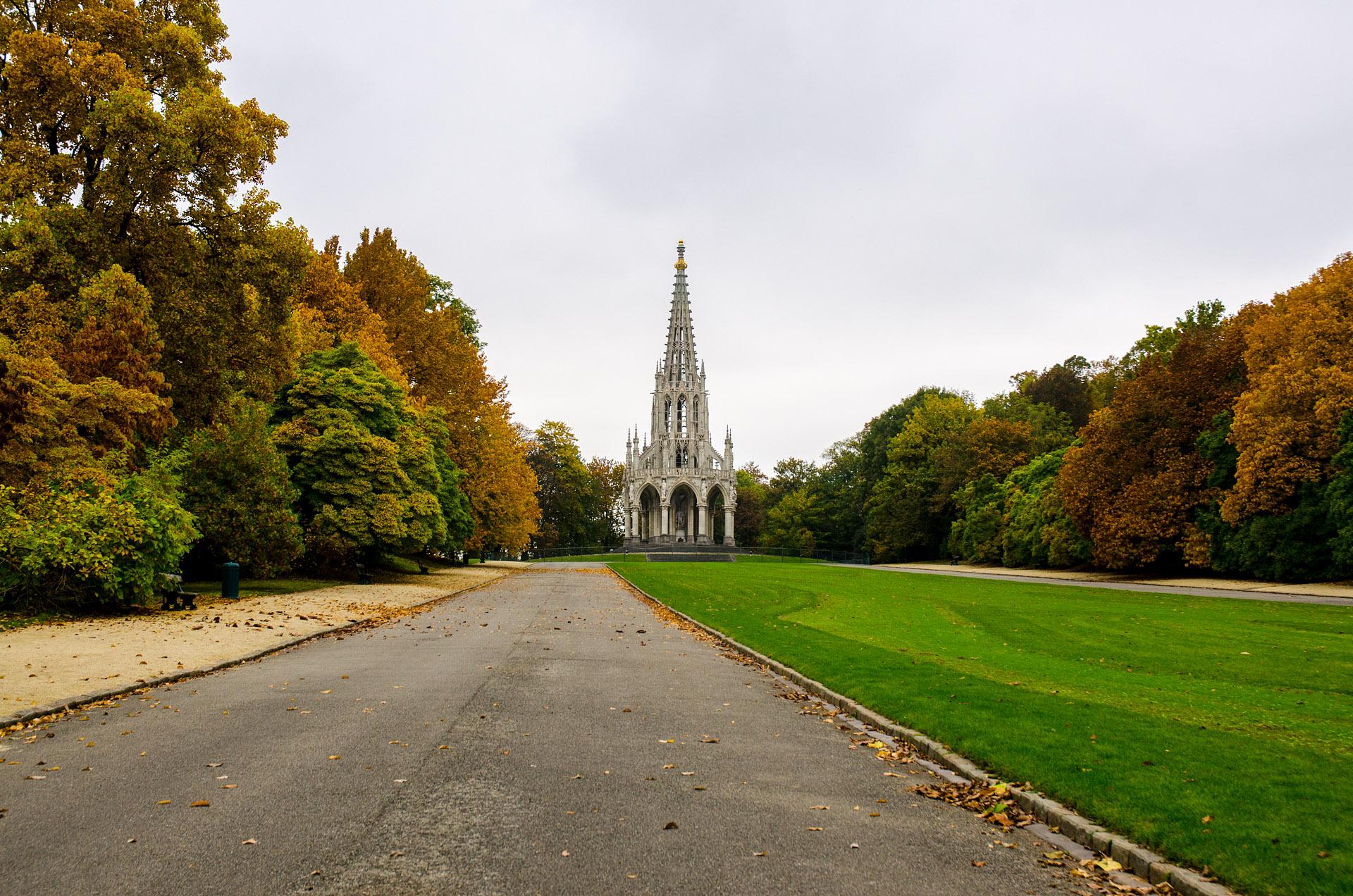 Park of Laeken (Monument of Leopold I)