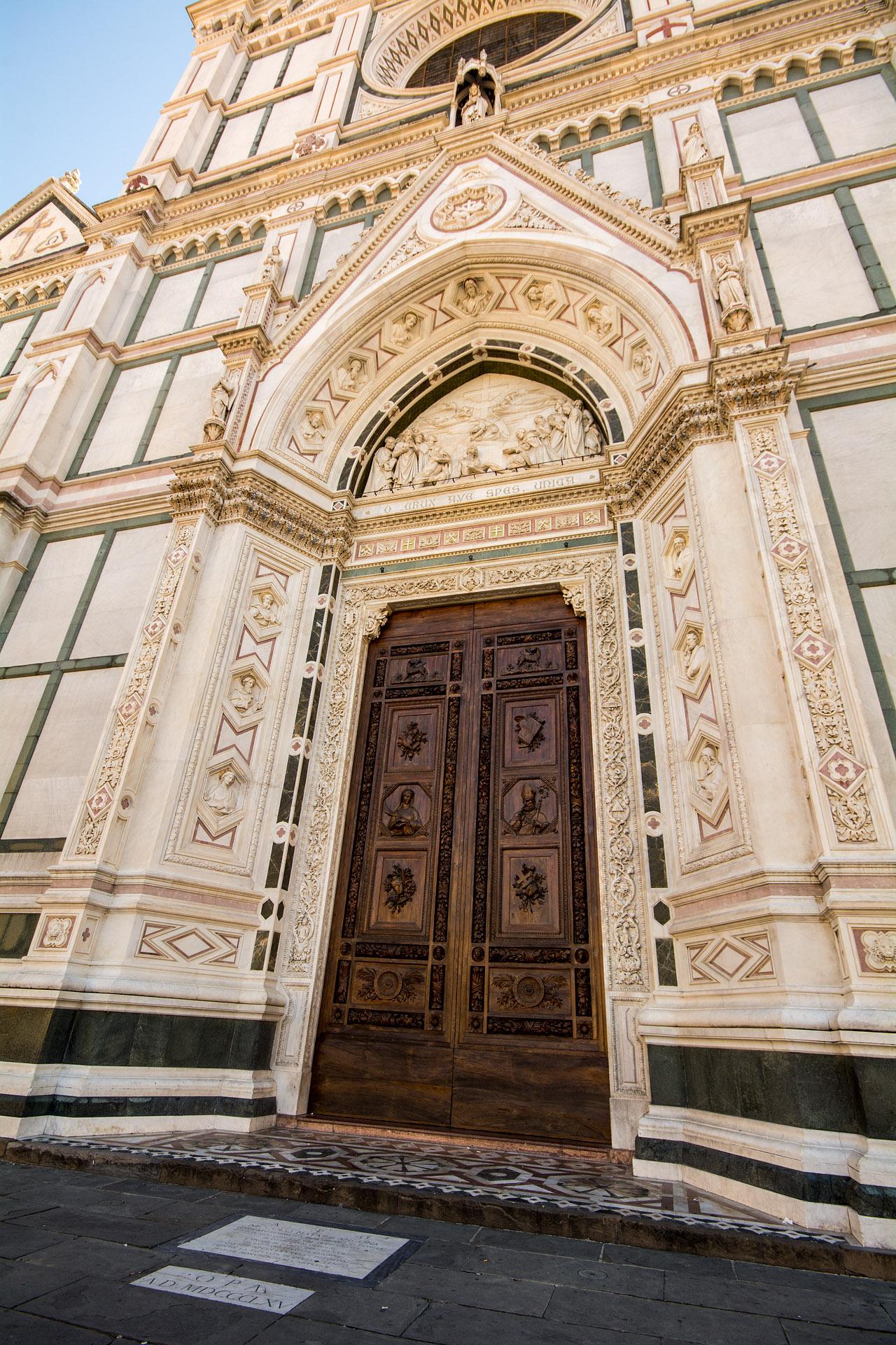 Holy Door (Santa Croce)