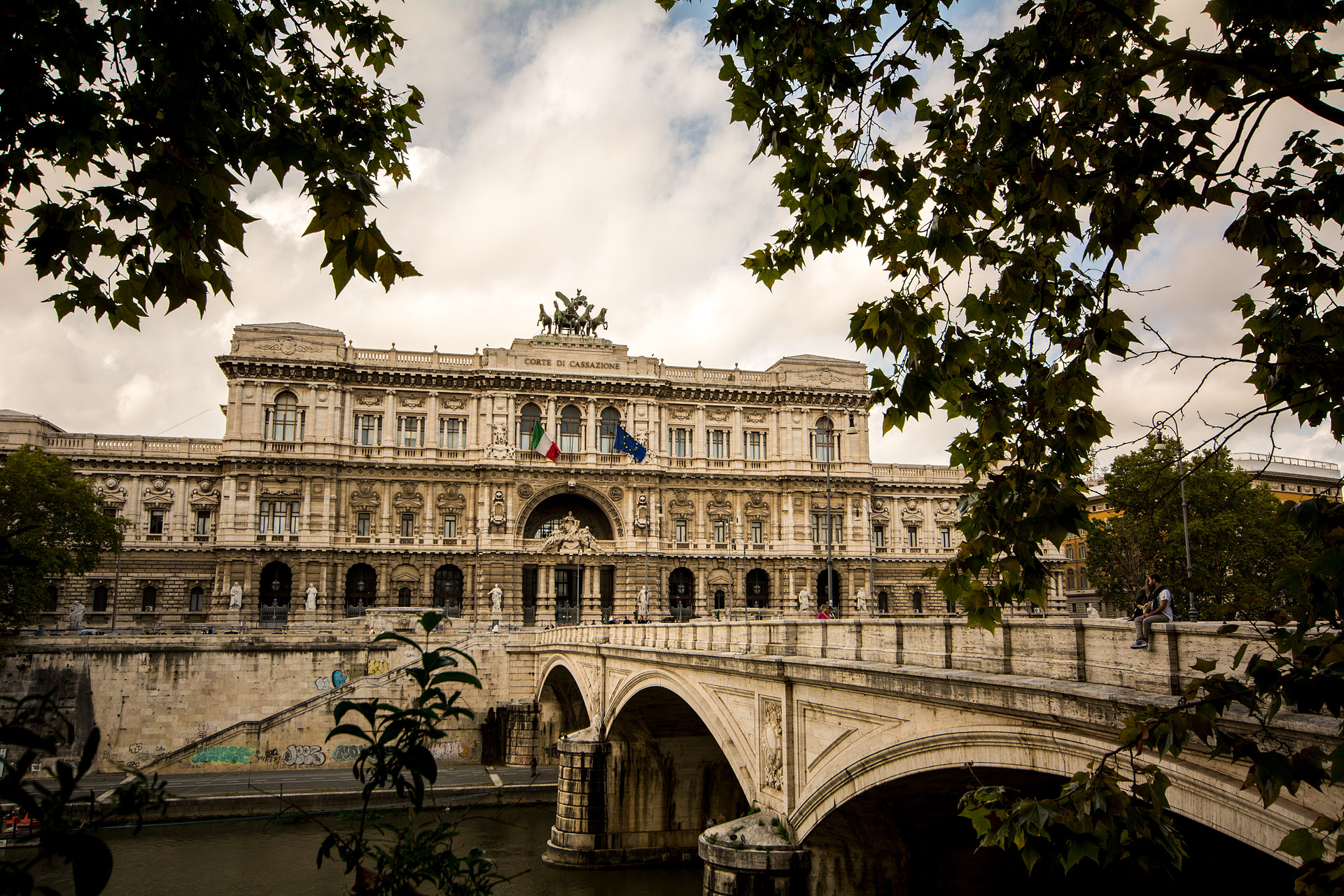 Supreme Court of Cassation & Ponte Umberto I