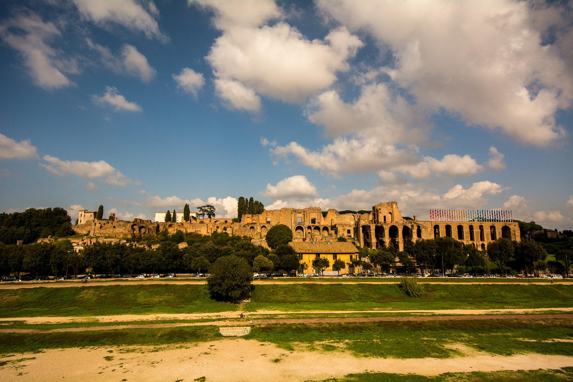 Flavian Palace & Circus Maximus
