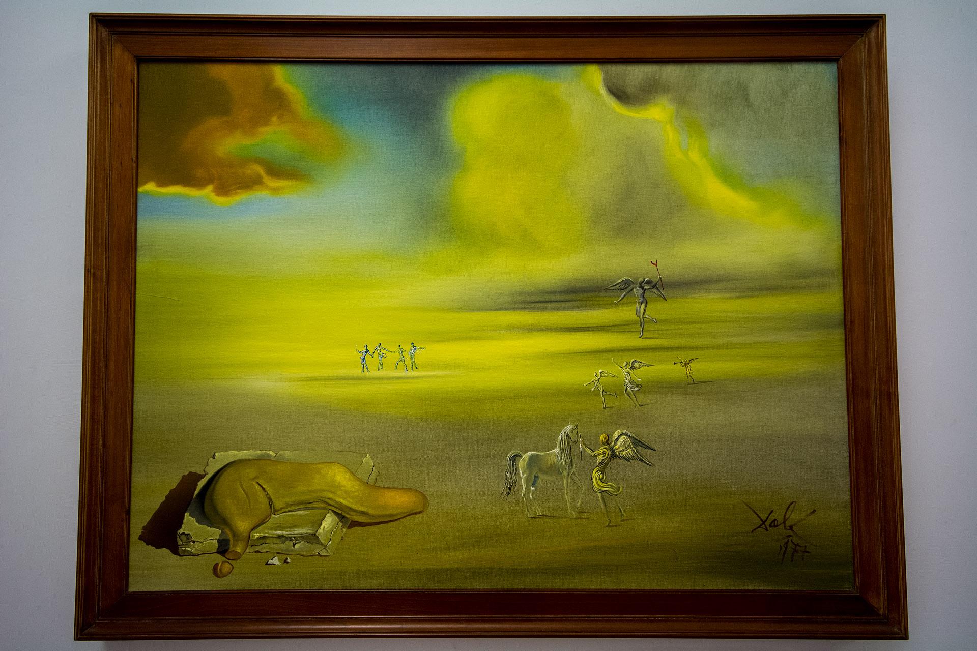 Angelic Landscape (Salvador Dalí)