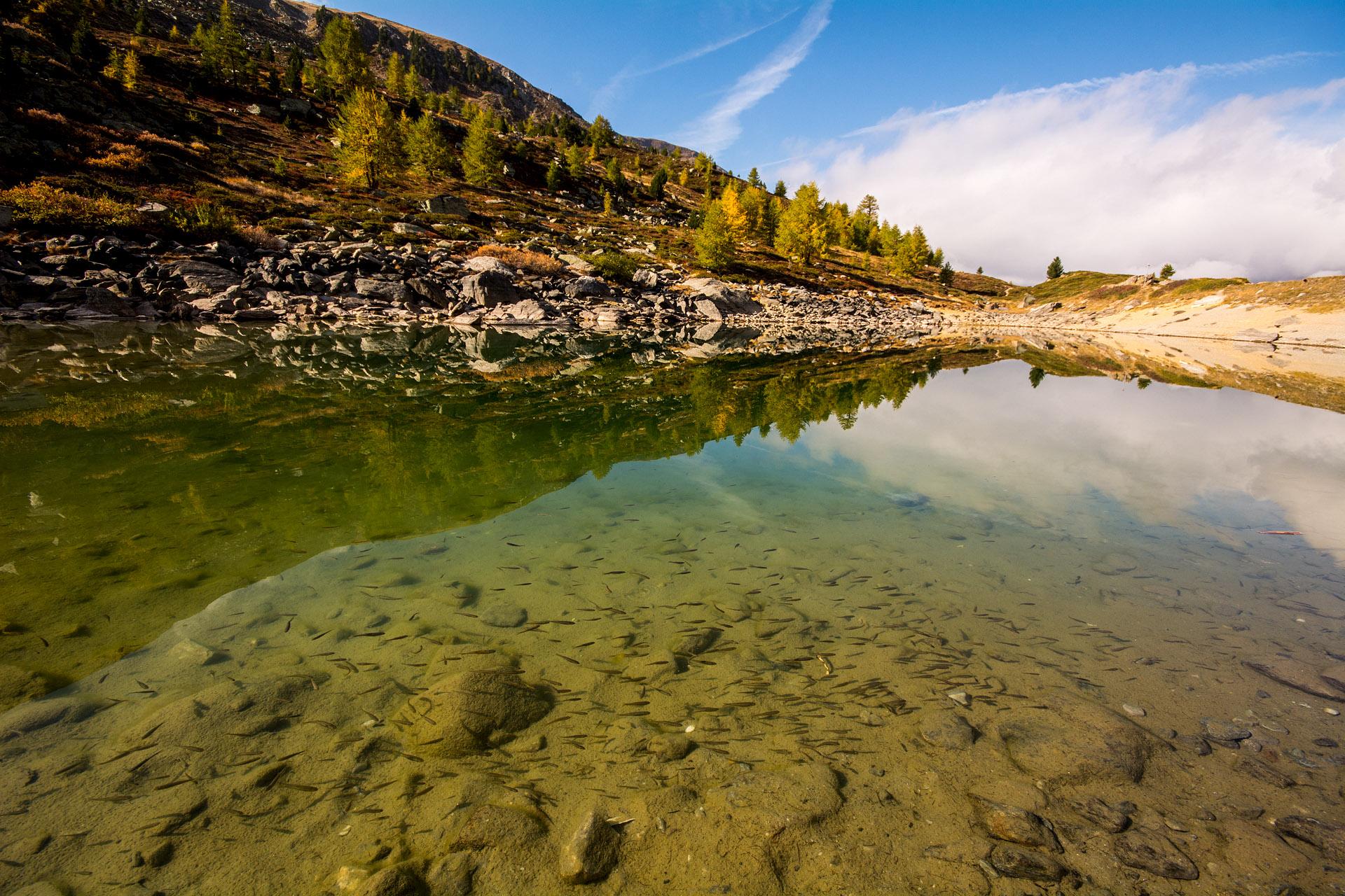 Grunsee Lake