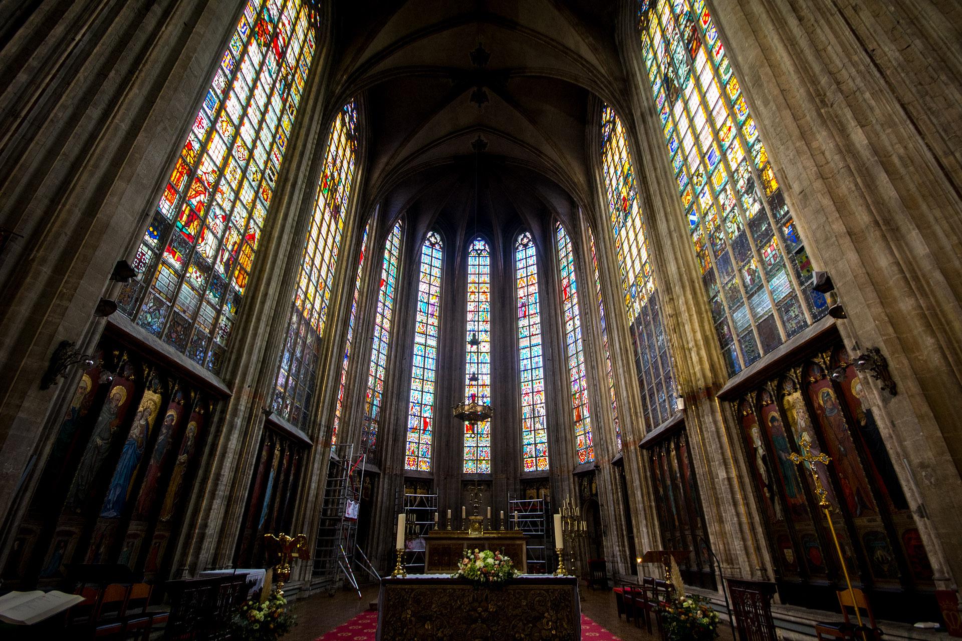 Notre-Dame du Sablon (Church of Our Lady)