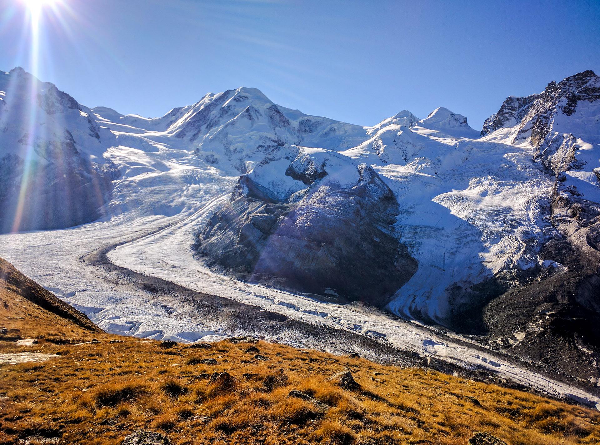 Gorner Glacier (Gorner Valley)