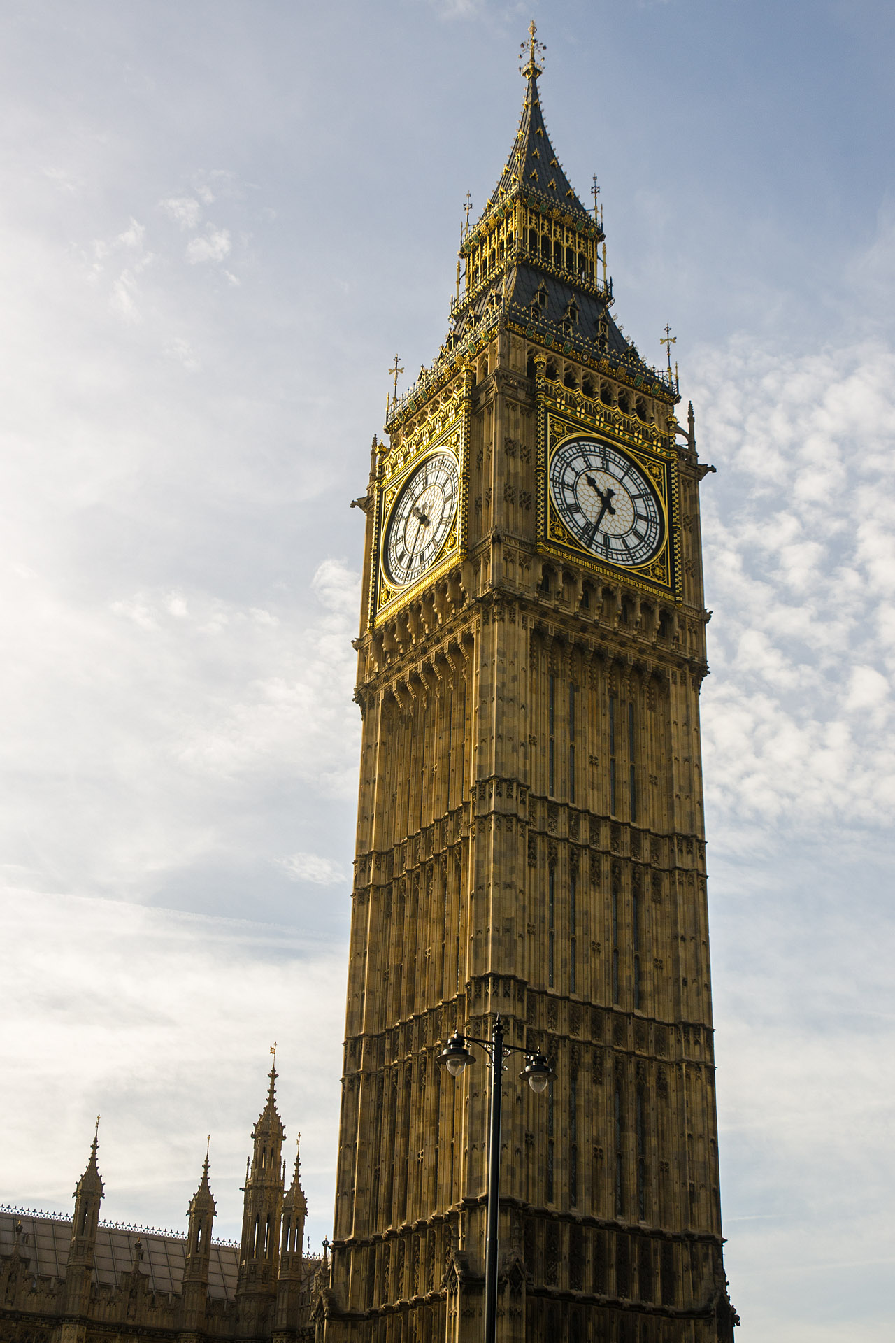 'Big Ben' (Elizabeth Tower)