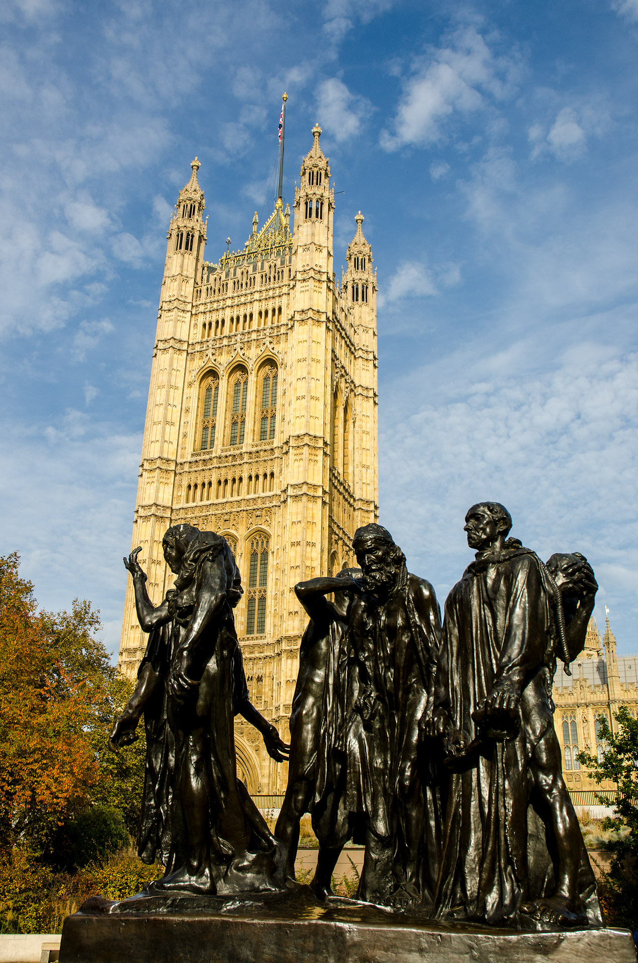The Burghers of Calais (Rodin)
