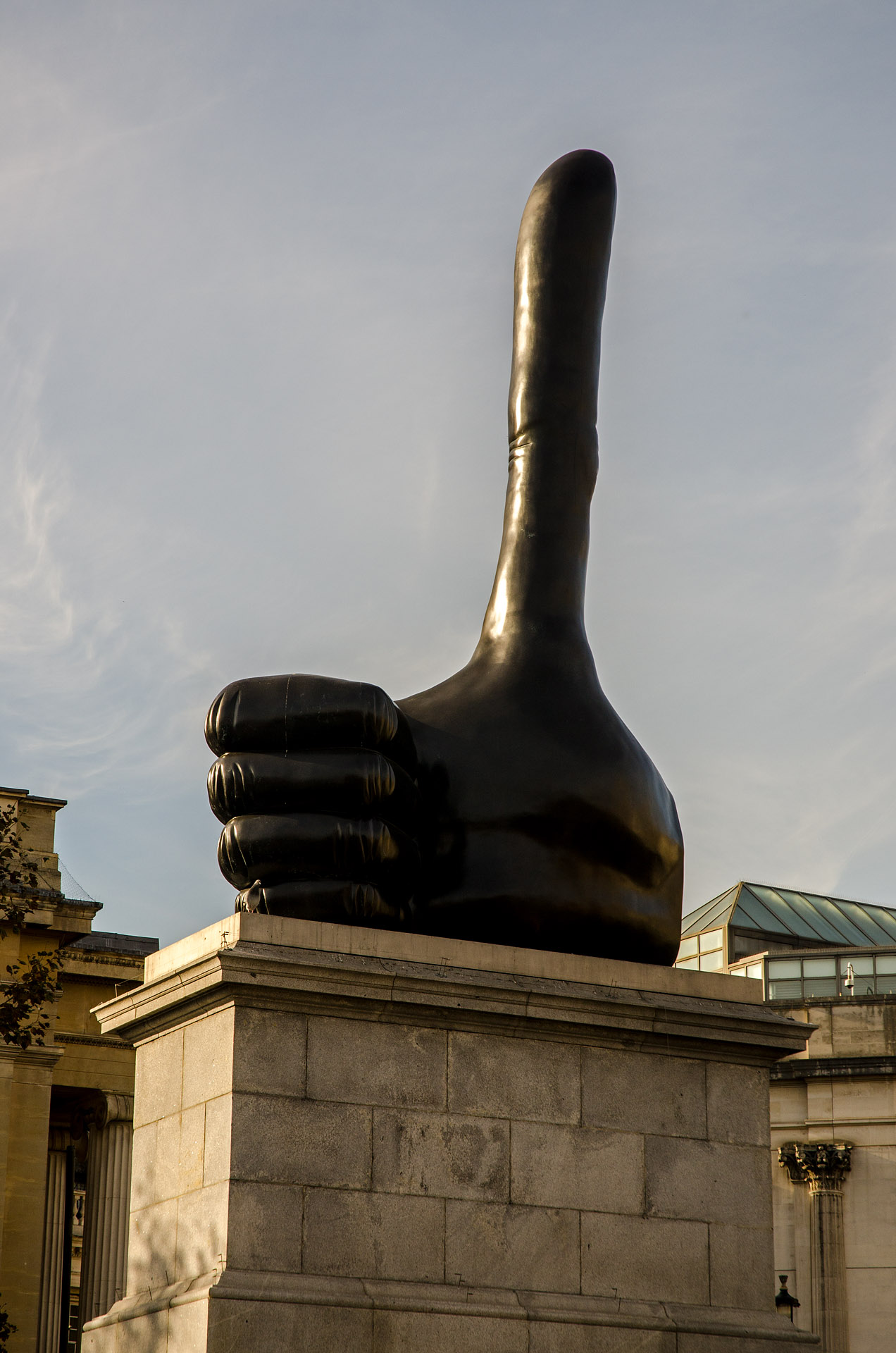 'Really Good' (Trafalgar Square)