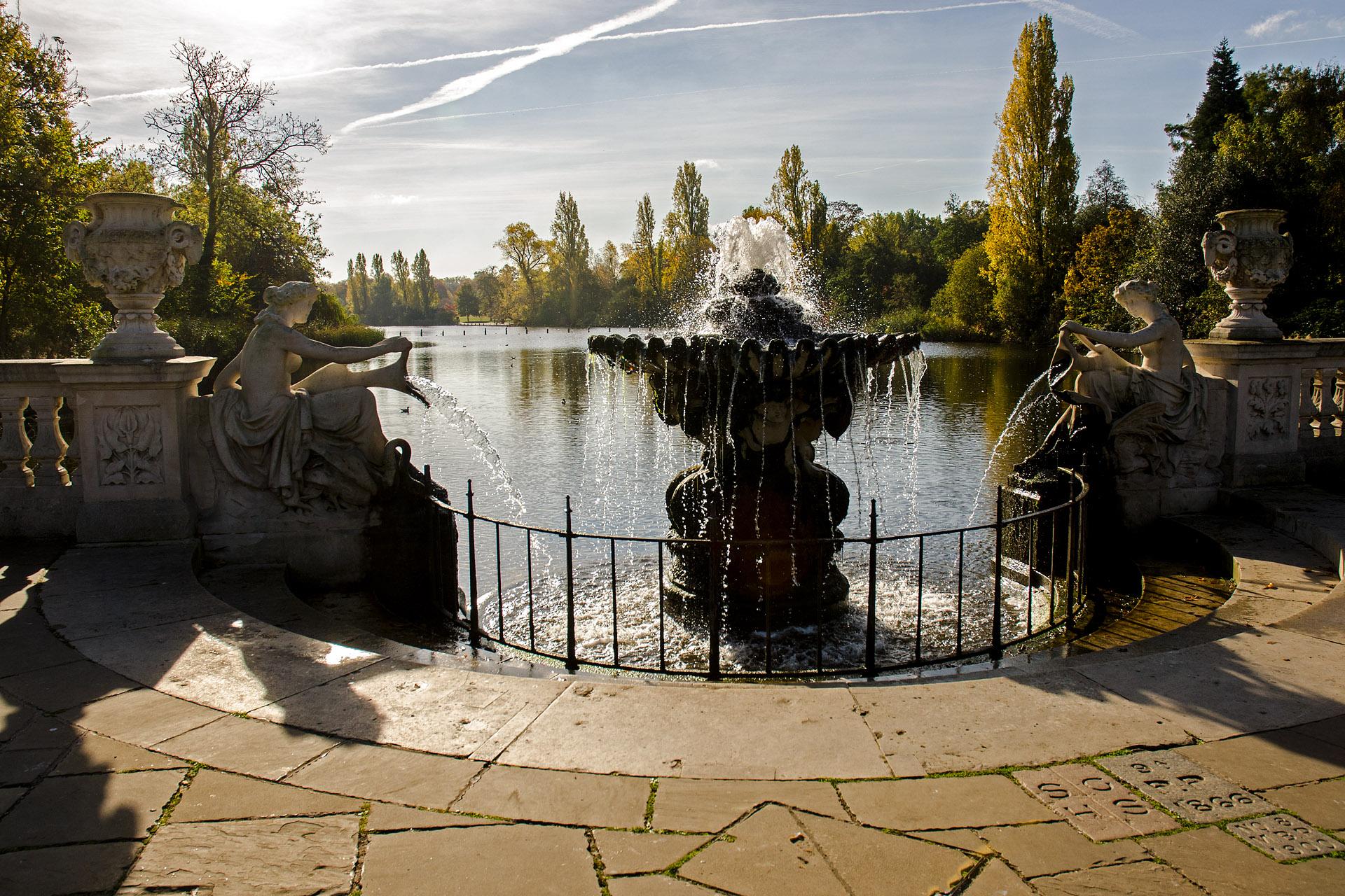 Italian Gardens (Kensington Gardens)