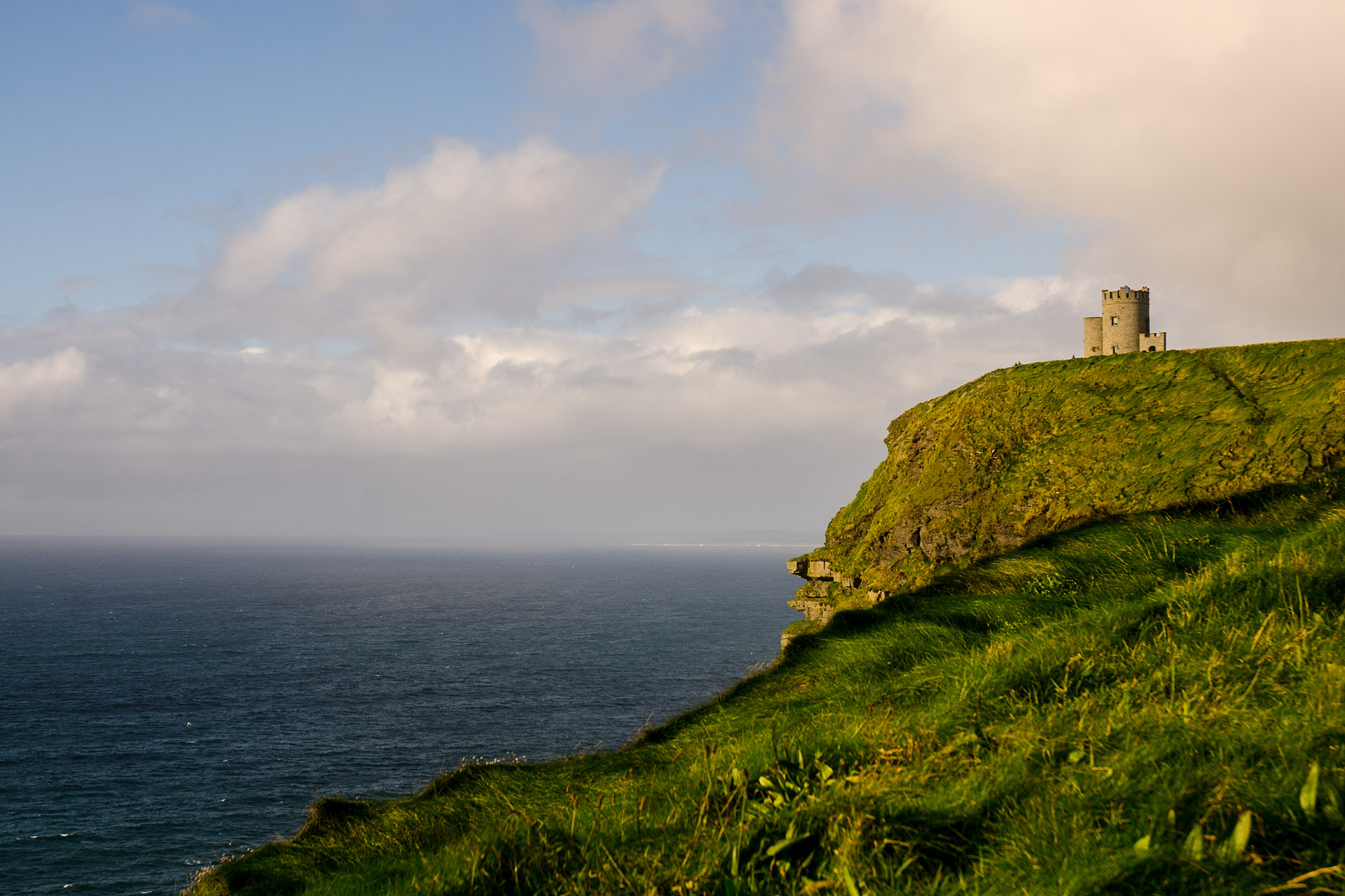 O'Brien's Tower (Cliffs of Moher)