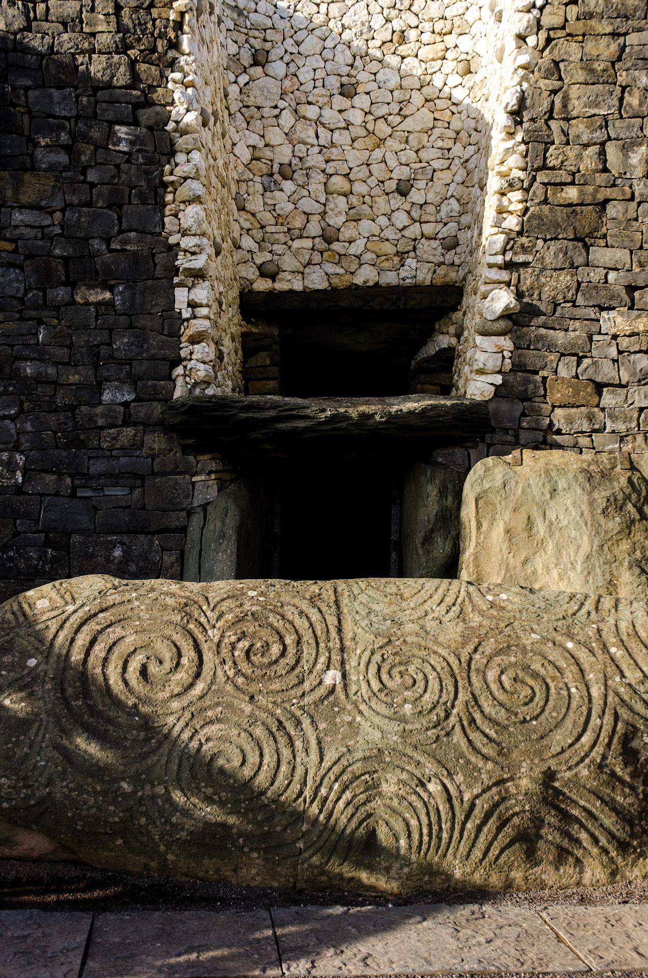 Prehistoric carvings