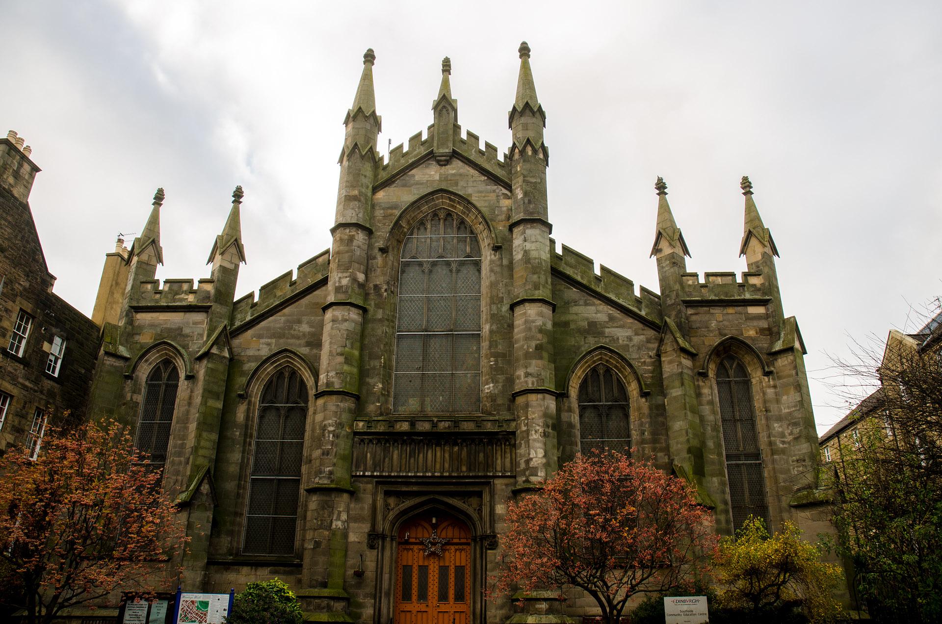Former Nicolson Street Church