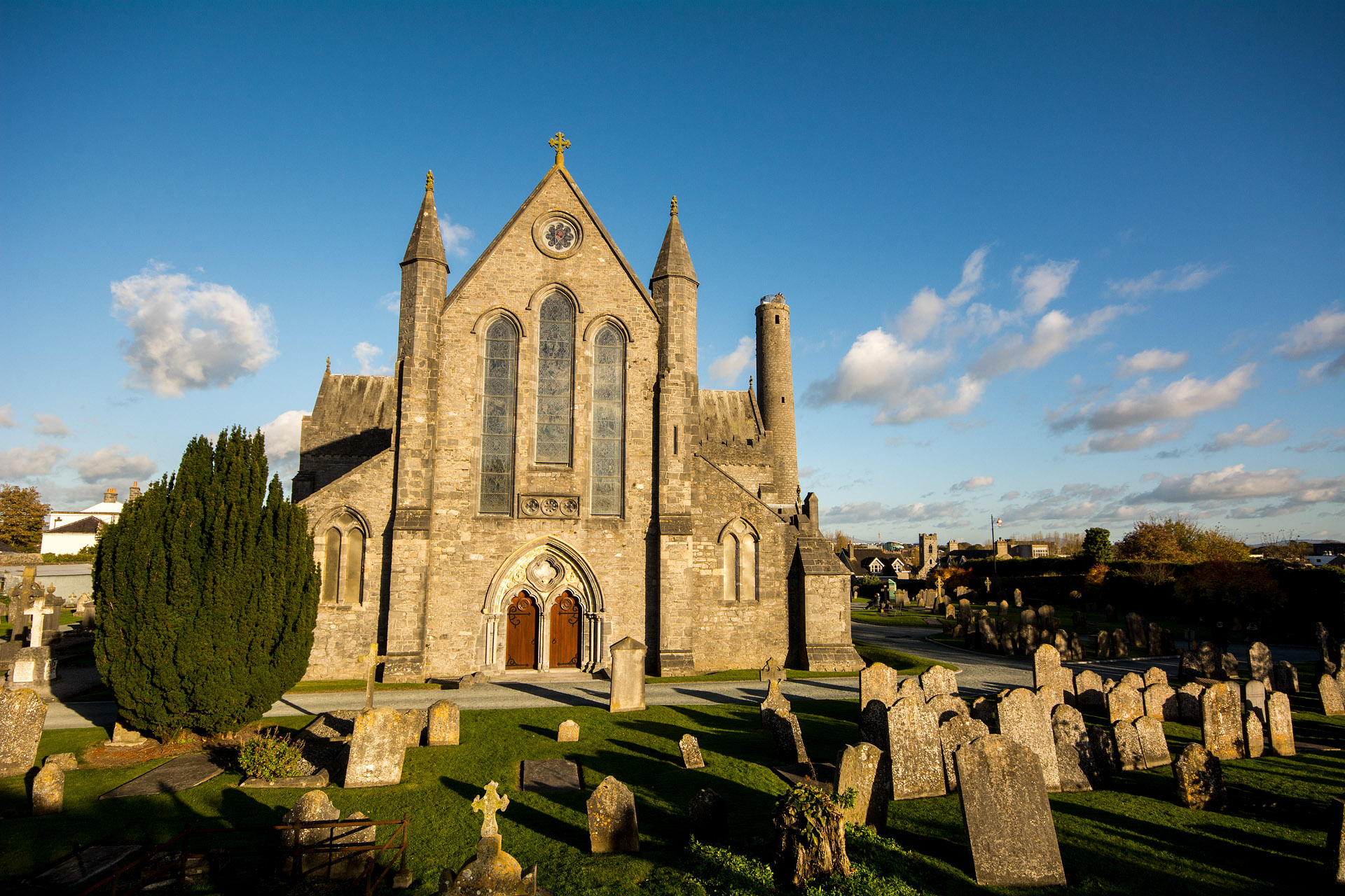Cathedral Church of Saint Canice & Round Tower