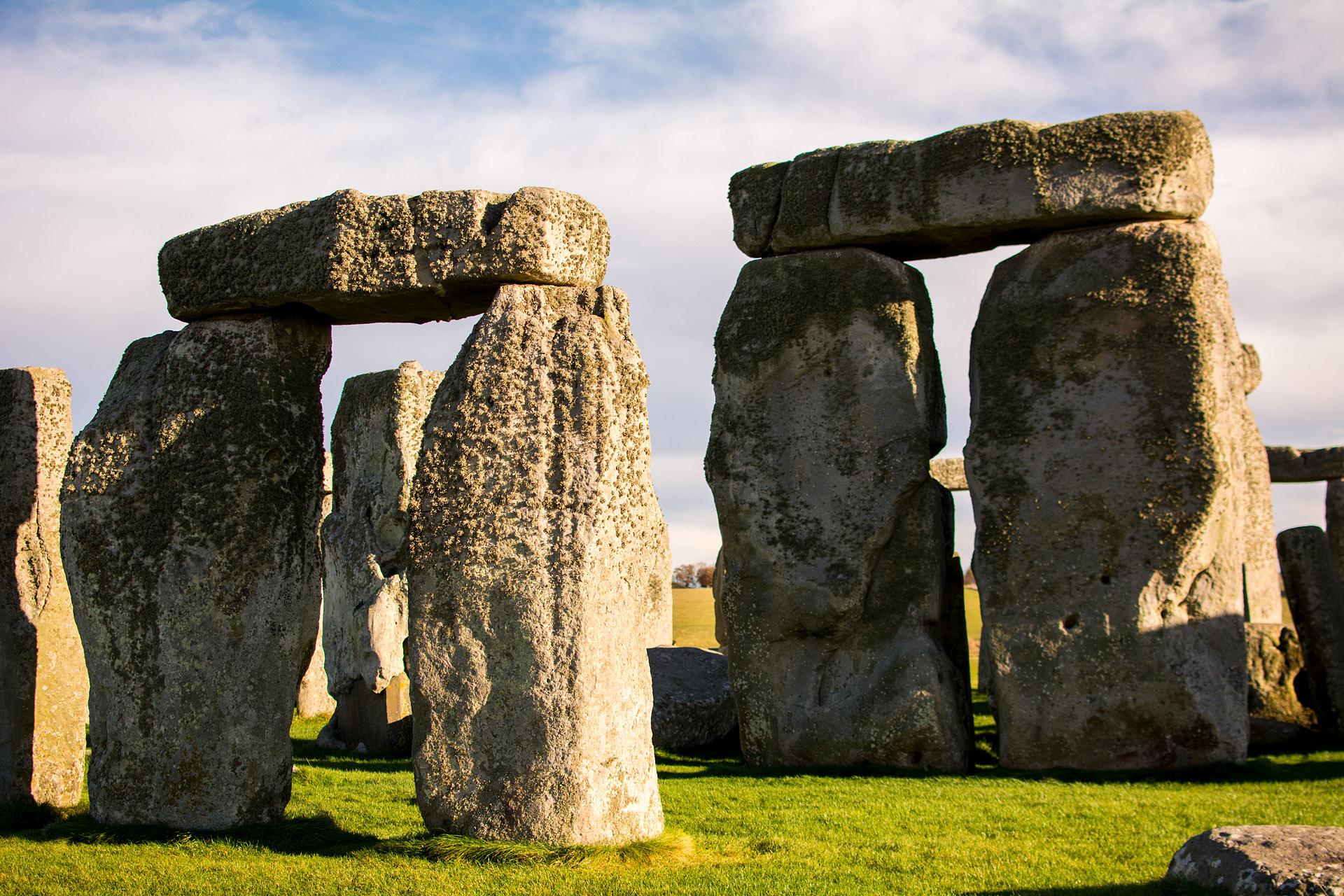 Sarsen stone trilithons